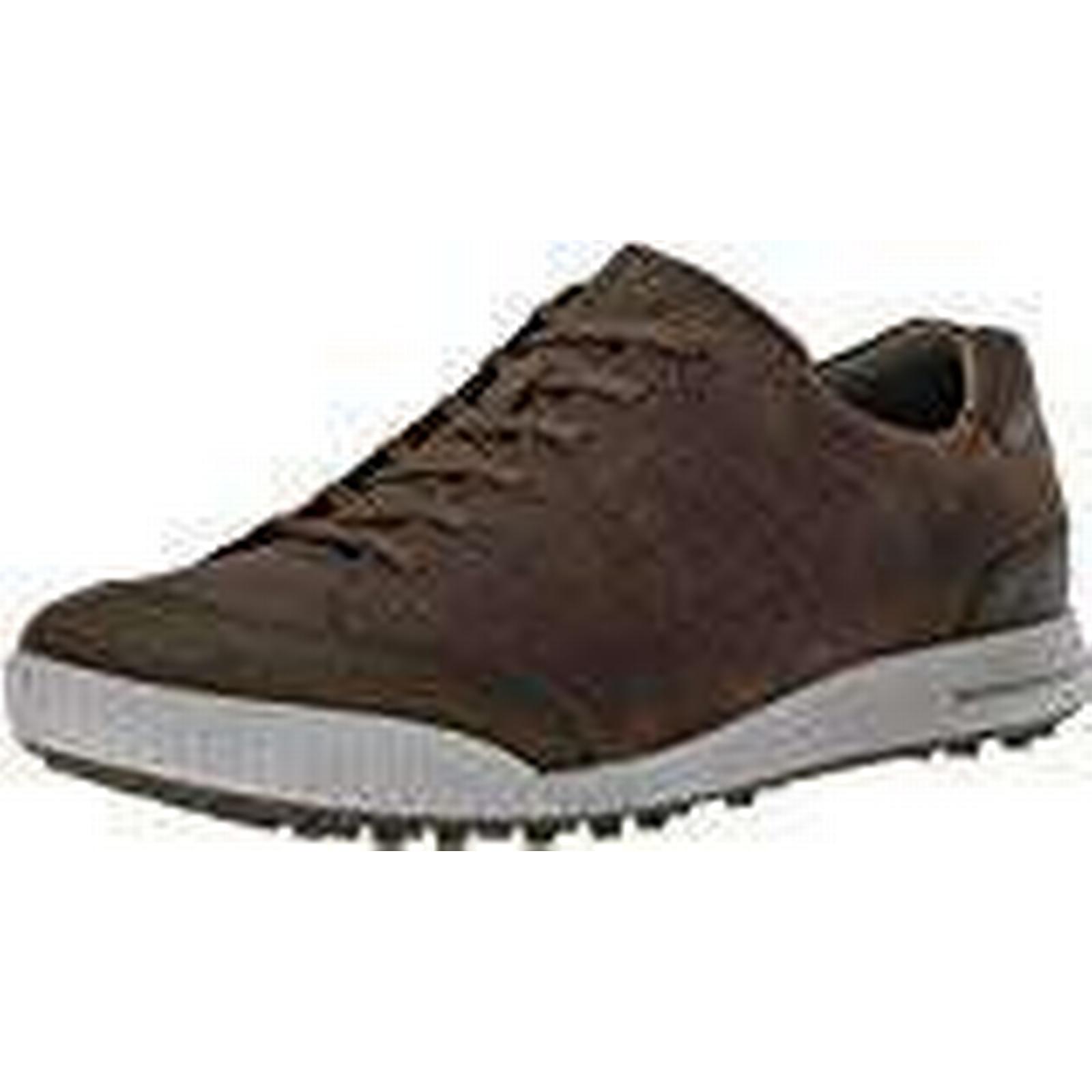 ECCO Men's Street Retro Golf Shoes, 46 Green (Tarmac/Deep Forest 50820), 46 Shoes, EU 0d16e6