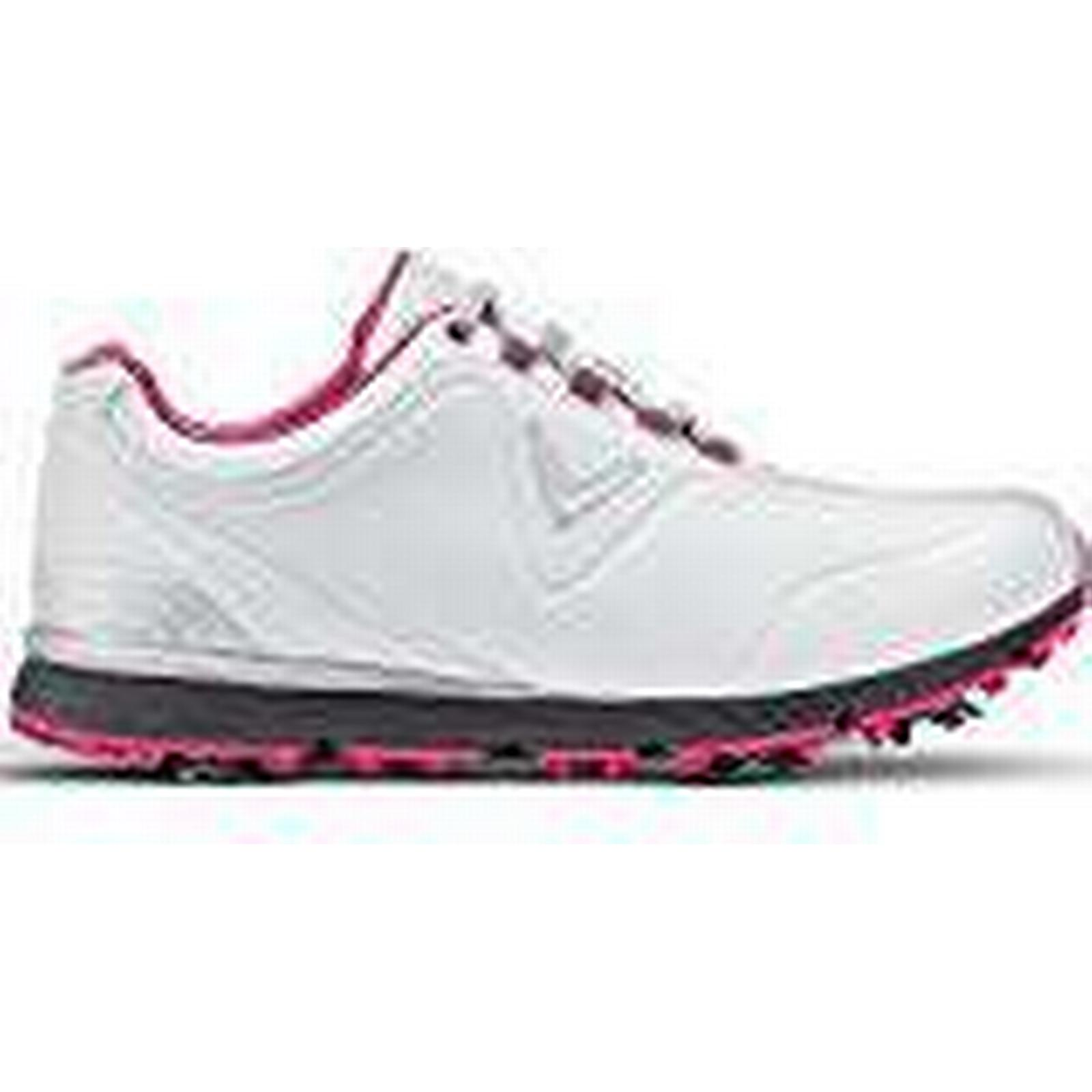 Callaway Women''s Lady 4.5 Mulligan Golf Shoes, (White/Pink), 4.5 Lady UK 4.5 UK 001209