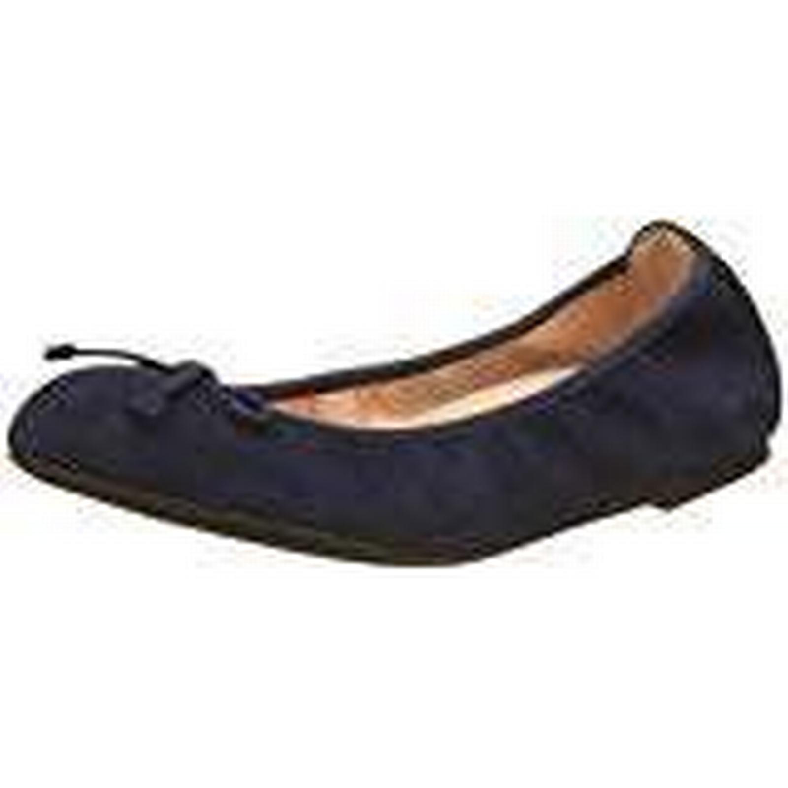 Unisa Women's ACOR_18_KS Blue Closed Toe Ballet Flats, Blue ACOR_18_KS Ocean, 5 UK 5 UK 6e242b