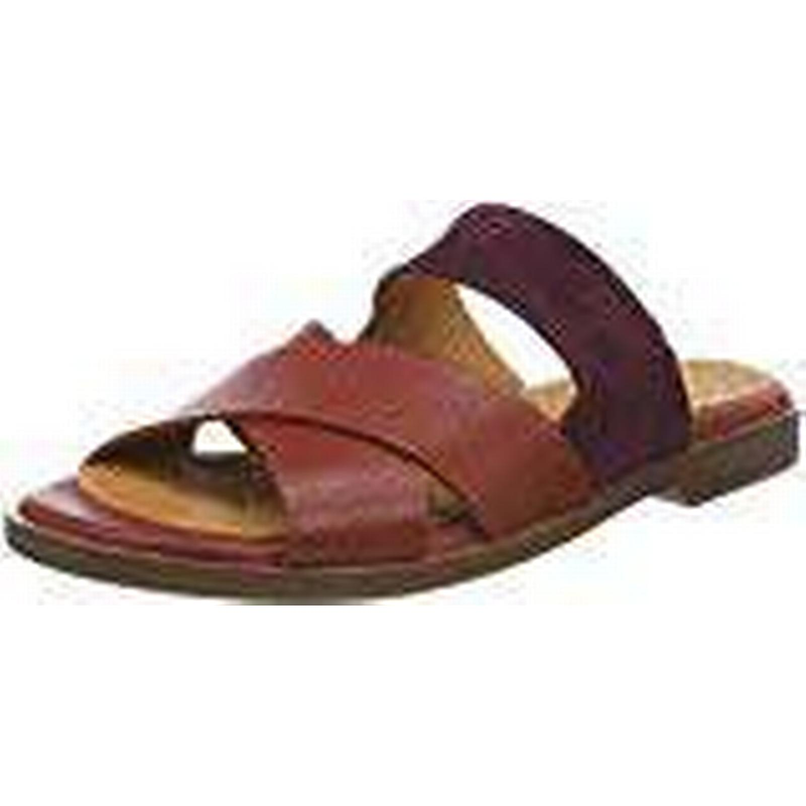 Chie Mihara Women's Wanda Mules, 5 Red Arles Brick-jan Burdeos, 5 Mules, UK 5 UK d0e7ff