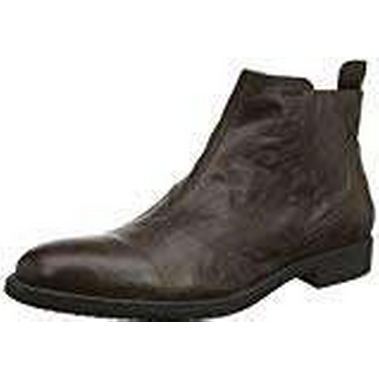 Geox Men's Boots, U Jaylon B Classic Boots, Men's Brown (Chocolate C6005), 10.5 UK 10.5 UK 804c05