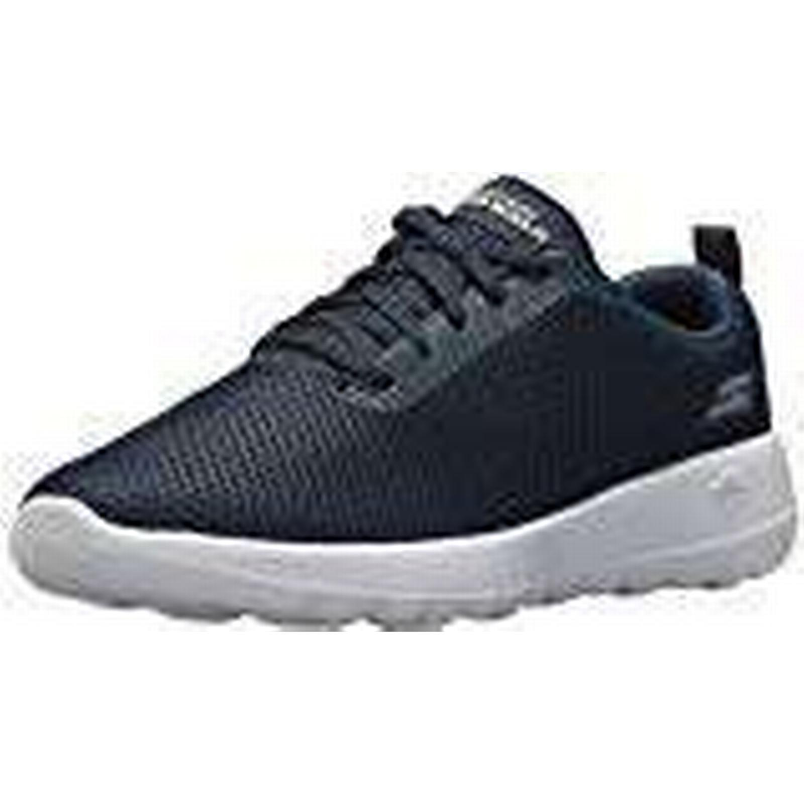 Skechers Women's 15601 Trainers, Blue EU (Navy/White), 4 UK 37 EU Blue 2ae7db