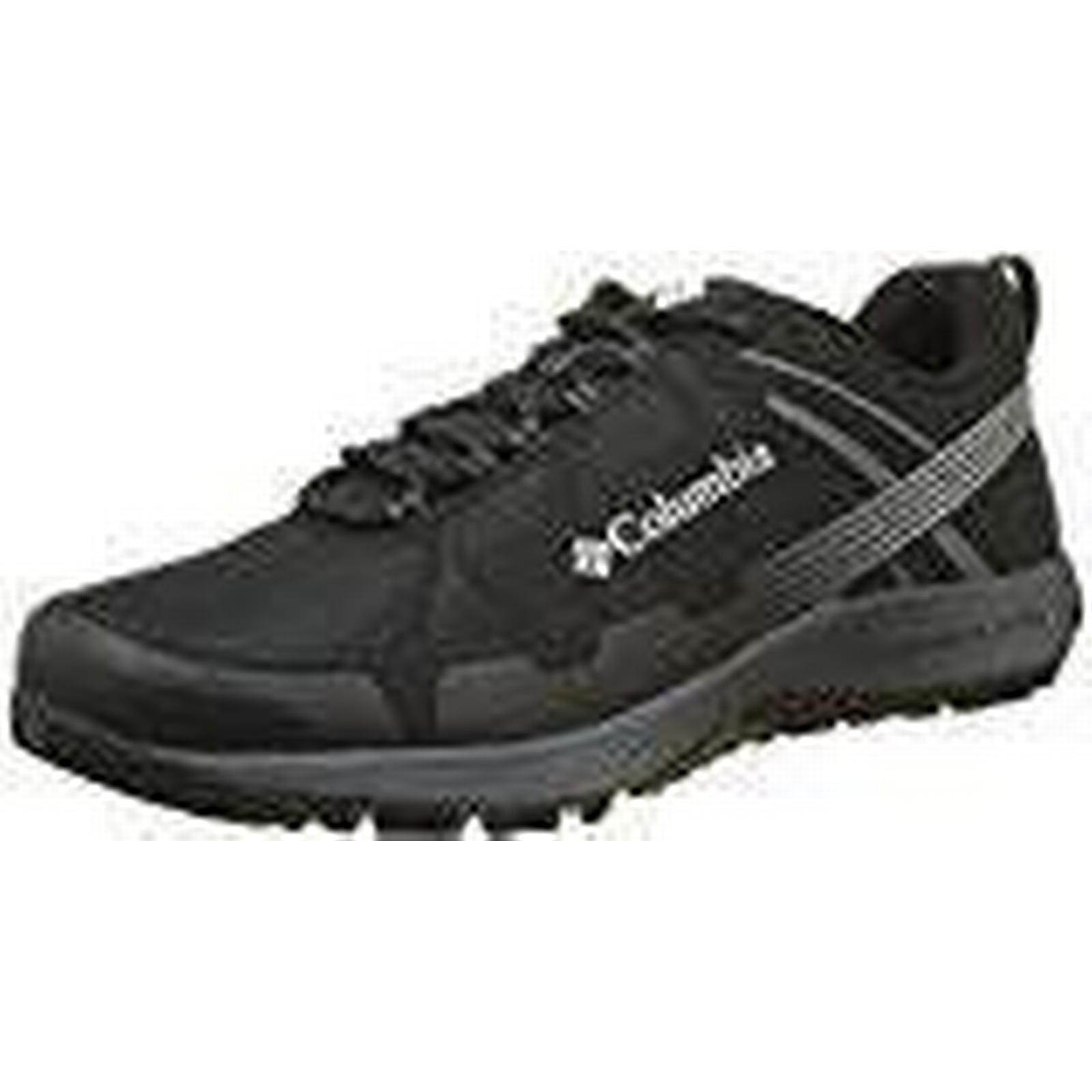 Columbia Men's Multisport Shoes, CONSPIRACY Size: V, Black (Black/ White), Size: CONSPIRACY 9 8ab4a0