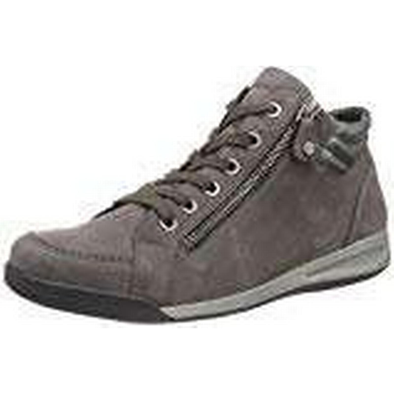 Ara Rom, Womens Hi-Top, 7.5 Gray (street,gun -11), 7.5 Hi-Top, UK f2dc1f