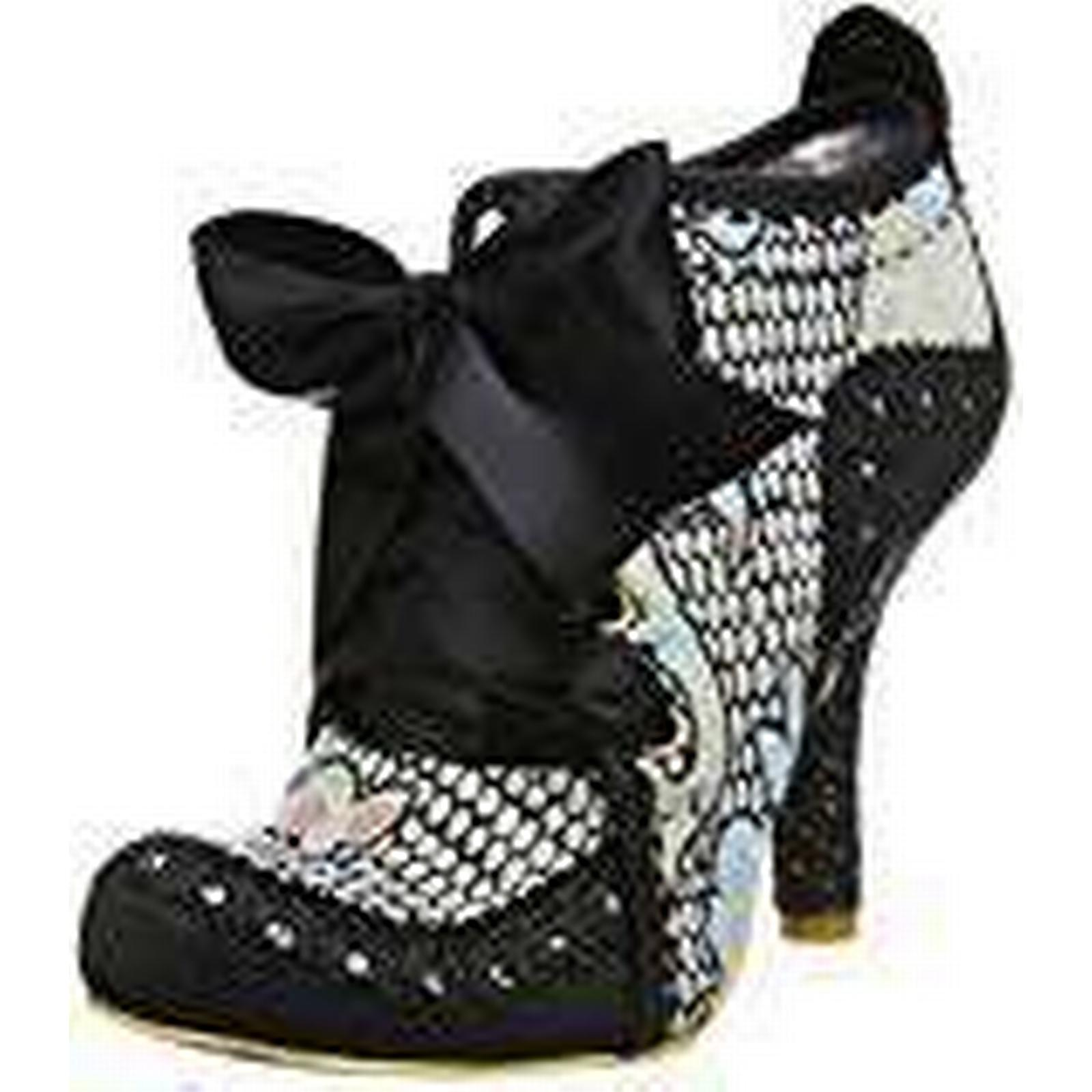 Irregular Choice Women''s Heels, Abigail's Third Party Closed-Toe Heels, Women''s (Black/Pale Blue), 7.5 UK 41 EU e09ab6