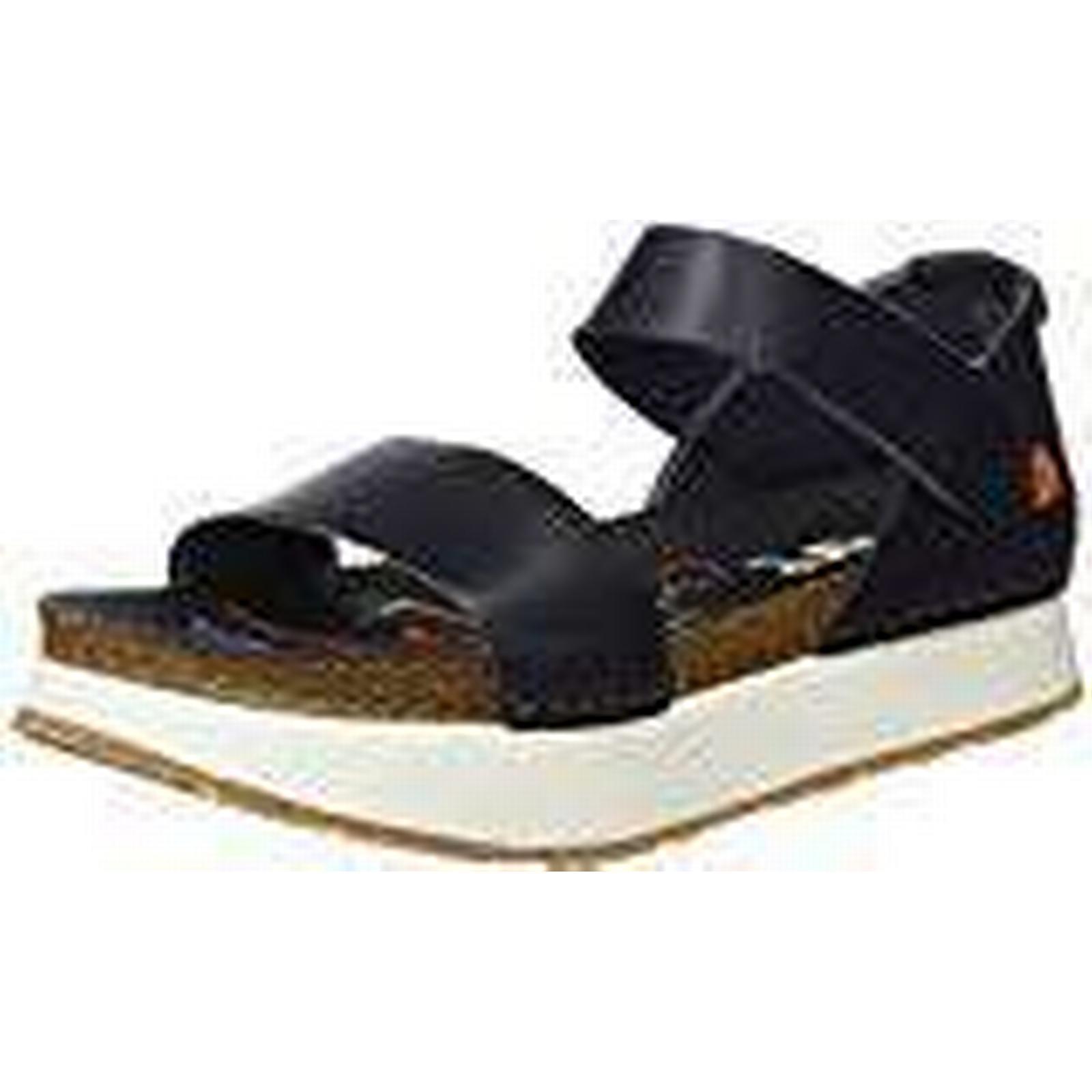 Art 1260 Toe Mojave Mykonos, Women's Open Toe 1260 Platform Sandals, Black (Black), 5 UK (38 EU) d26f03