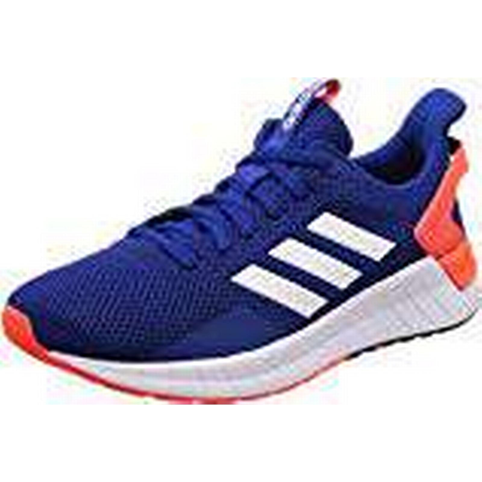 Adidas Men's Questar Ride Gymnastics Shoes, Multicolor (Collegiate Royal/FTWR White/Collegiate Navy), Navy Collegiate Royal/FTWR White/Collegiate Navy), White/Collegiate 8.5 UK 859141