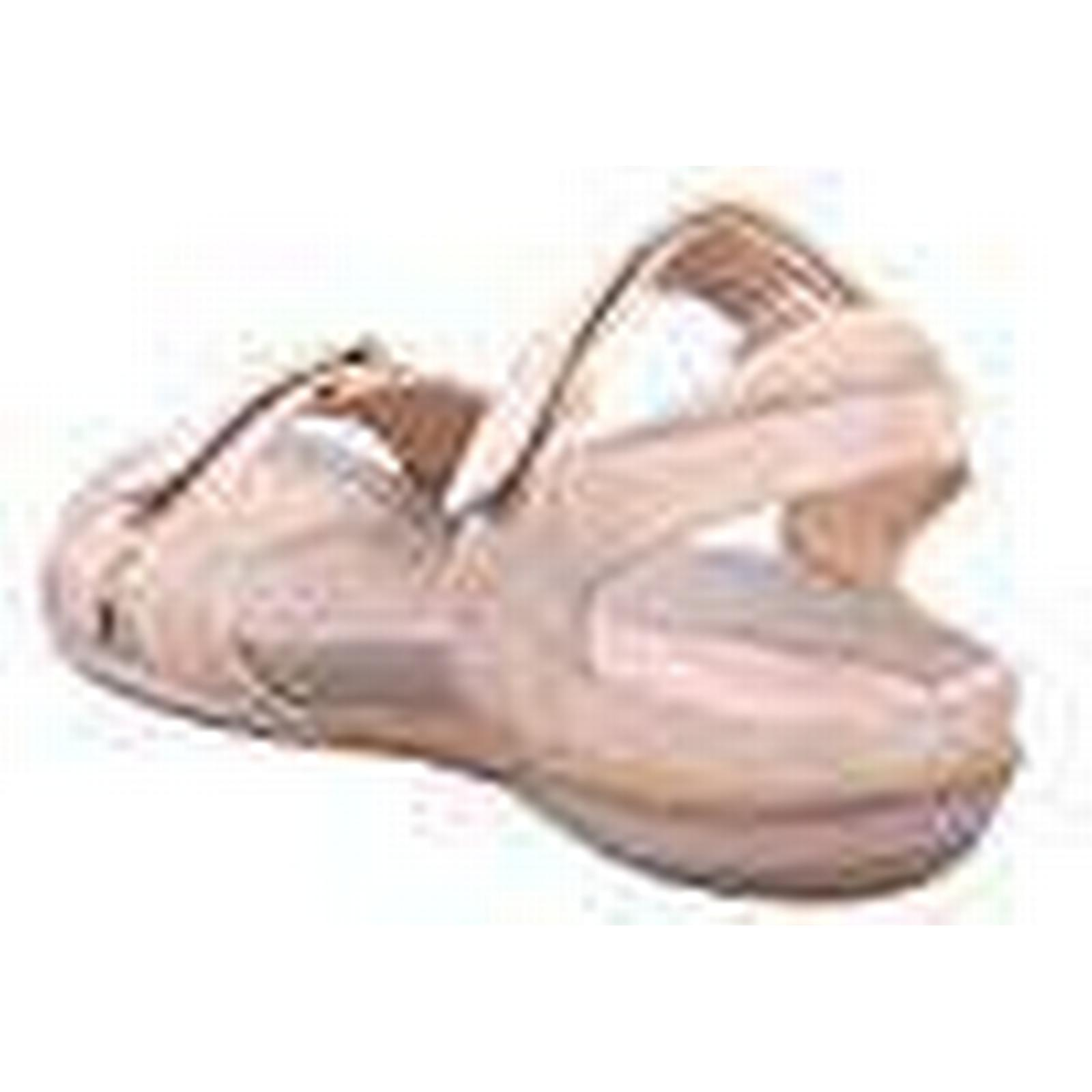 Rieker Women's V9462 Closed Toe 7.5 Sandals, Beige (Nude 62), 7.5 Toe UK 7.5 UK ee3138