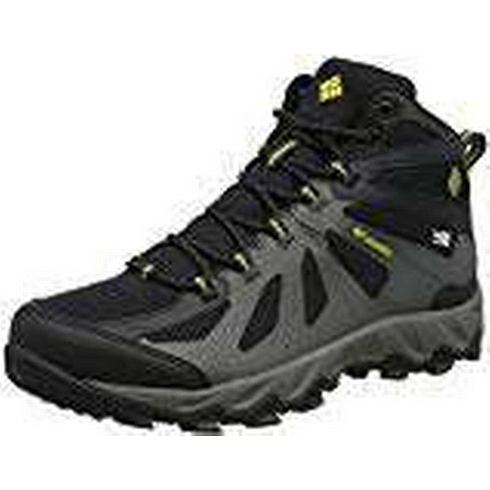 Columbia Men's Mid Peakfreak XCRSN Ii Xcel Mid Men's Outdry High Rise Hiking Boots (Black/Zour), 13 UK 47 EU 30dbc0