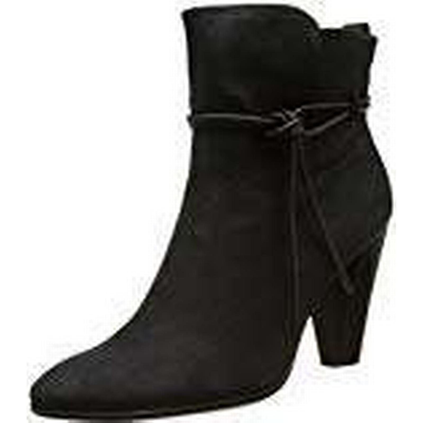 ECCO Women's Black Shape 75 Ankle Boots, Black Women's (51052black/Black), 7.5 UK 943ddf
