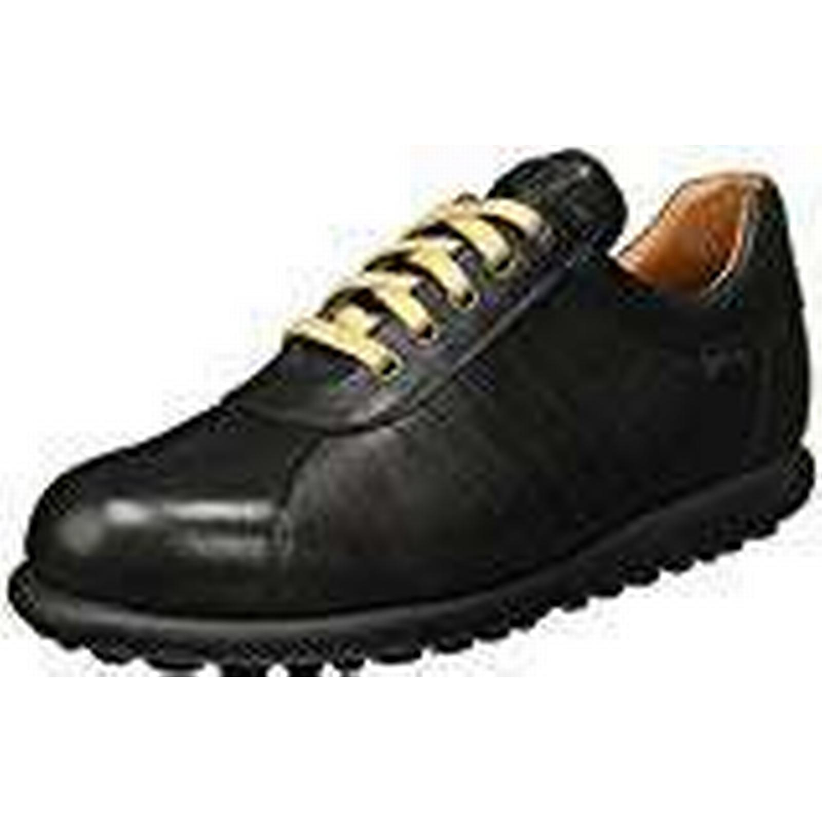 Camper Pelotas Ariel Men Low-Top 10 Sneakers, Black (Black 203), 10 Low-Top UK (44 EU) 8bc6cc