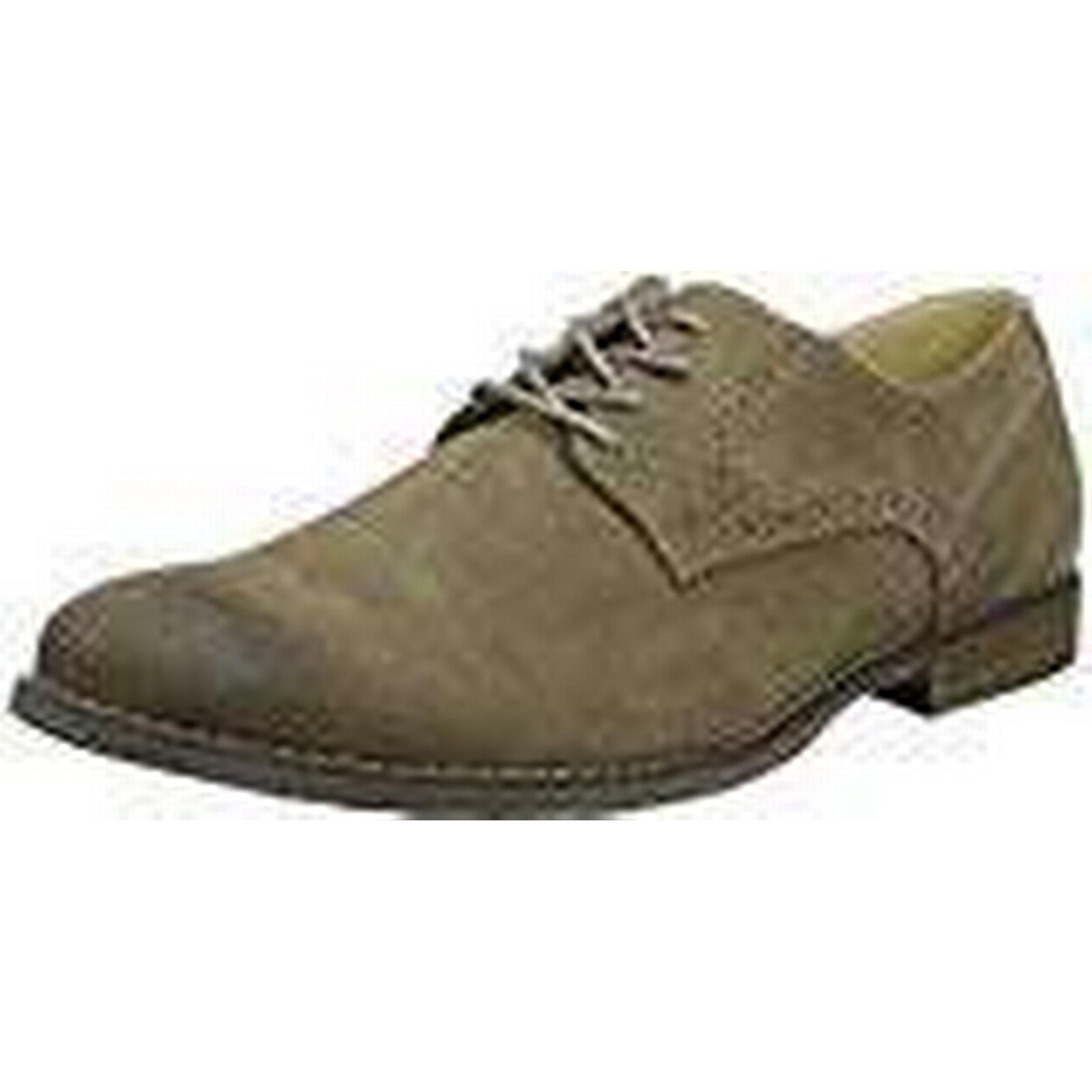 Hush Toe Puppies Men's Sean Plain Toe Hush Oxfords, Brown (Taupe), 11 UK 46 EU 649818