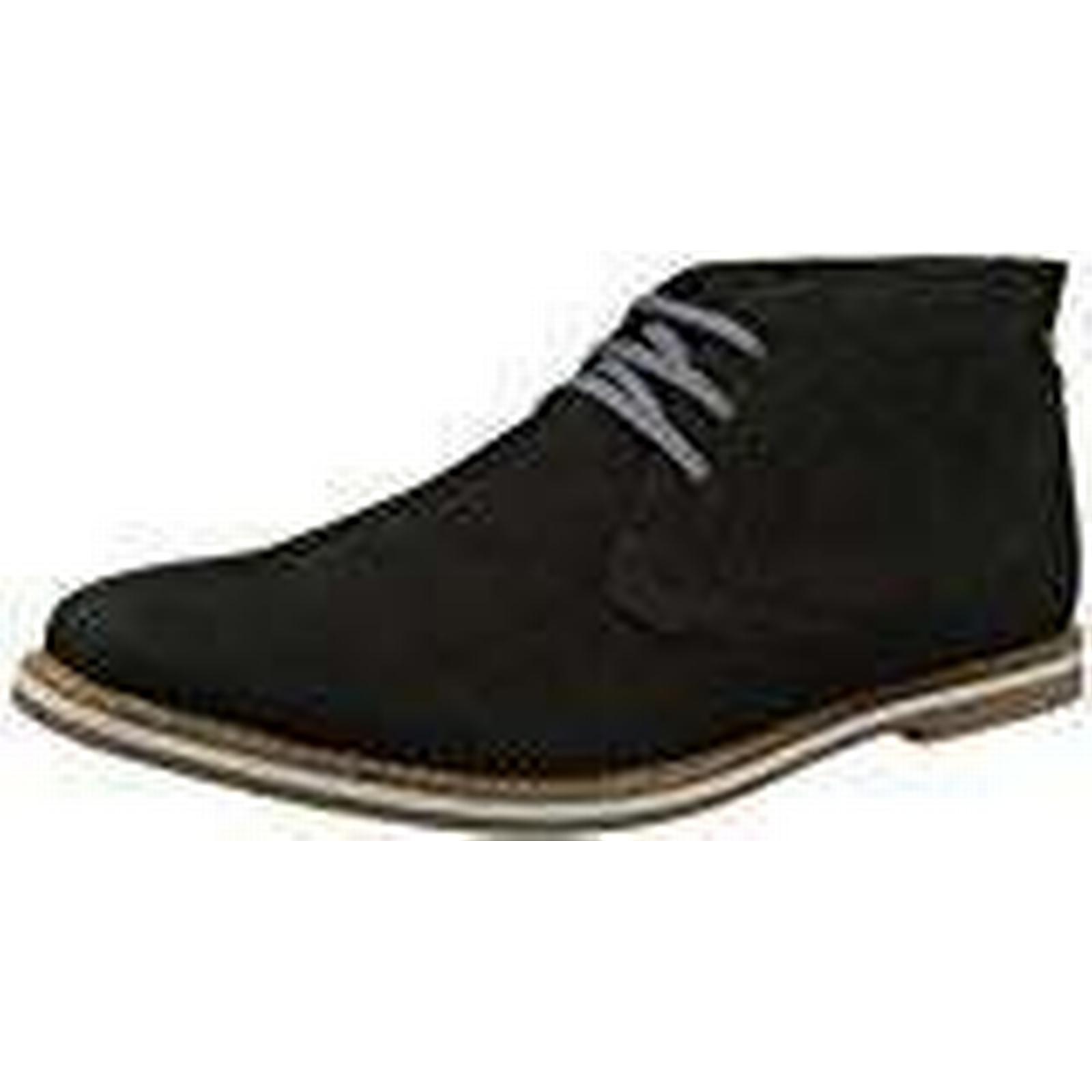 Frank Wright Men's UK Bath Chukka Boots (Black Oxide), 8 UK Men's 42 EU a07dce