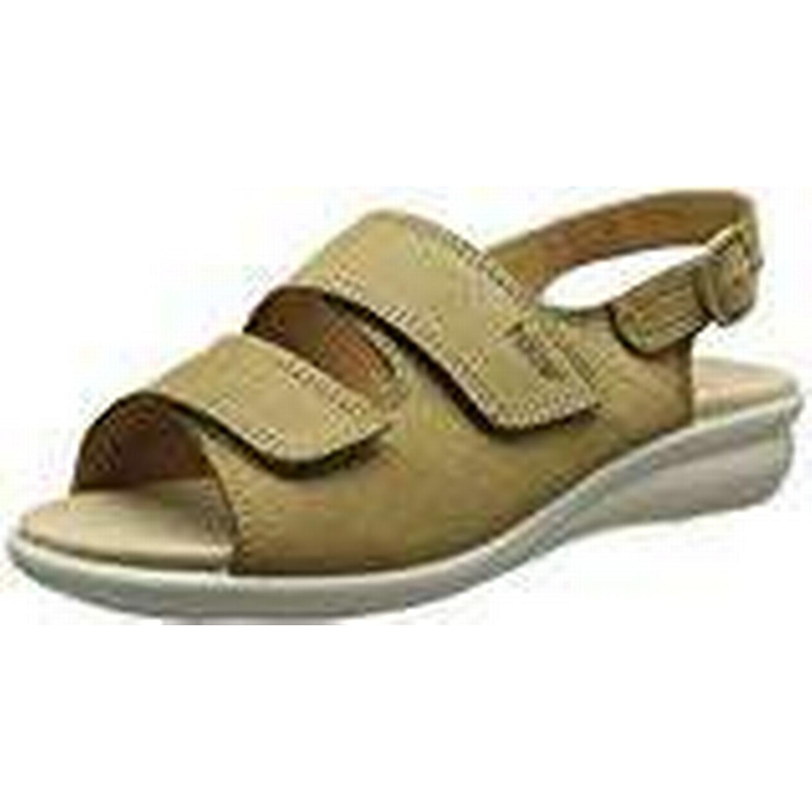 Hotter Women''s Easy UK EXF Open-Toe Sandals, Beige (Sand), 3 UK Easy 35.5 EU 13f051