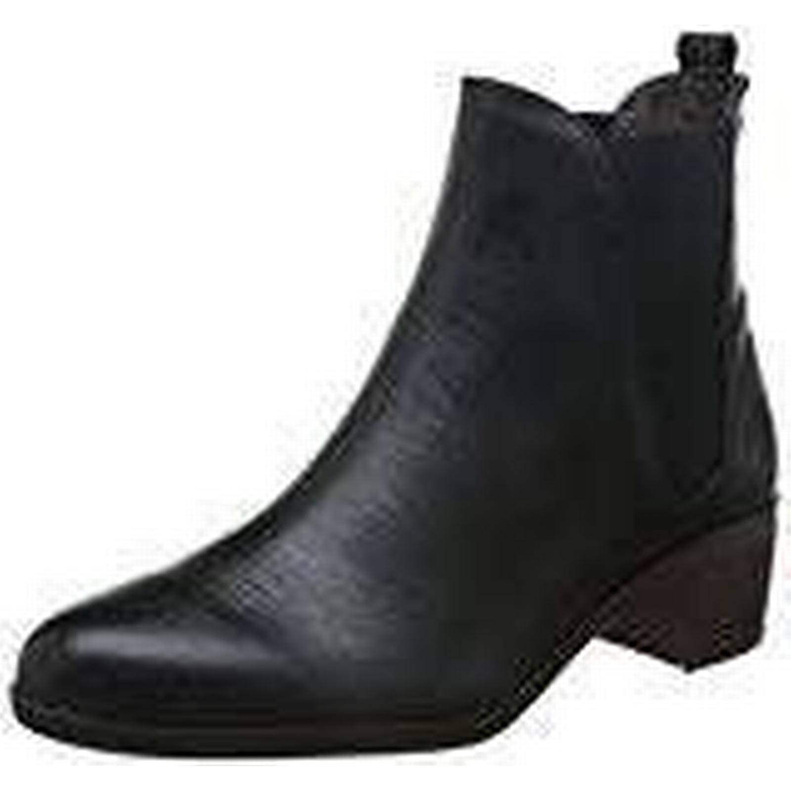 Hudson Compound Calf, Women Chelsea UK Boots, Black (Black), 6 UK Chelsea (39 EU) 29cbe8