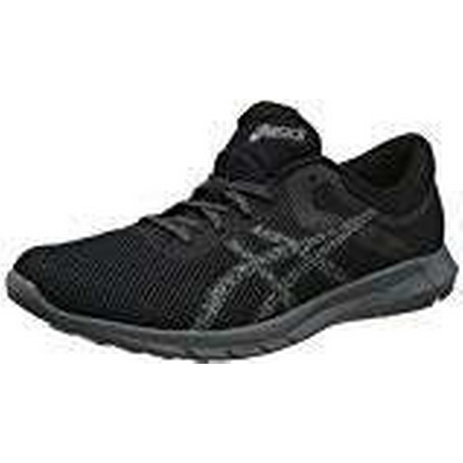 Asics Men's Nitrofuze 2 13 Running Shoes, Grey (Carbonblackcarbon 9790), 13 2 UK 7b424a