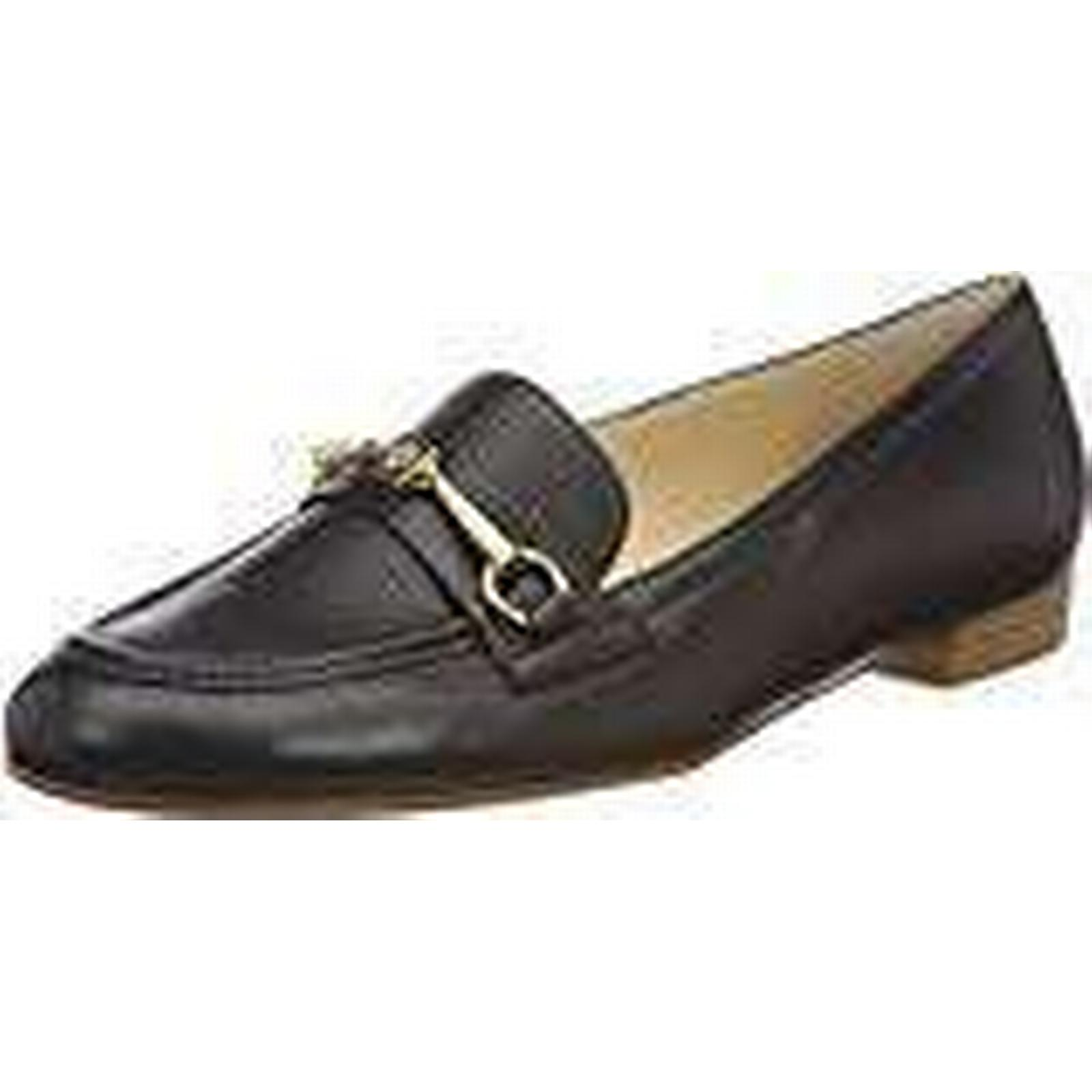 HÖGL Women's 5-10 UK 1630 Loafers, Black (Schwarz 0100), 6 UK 5-10 6 UK 3dfc5d
