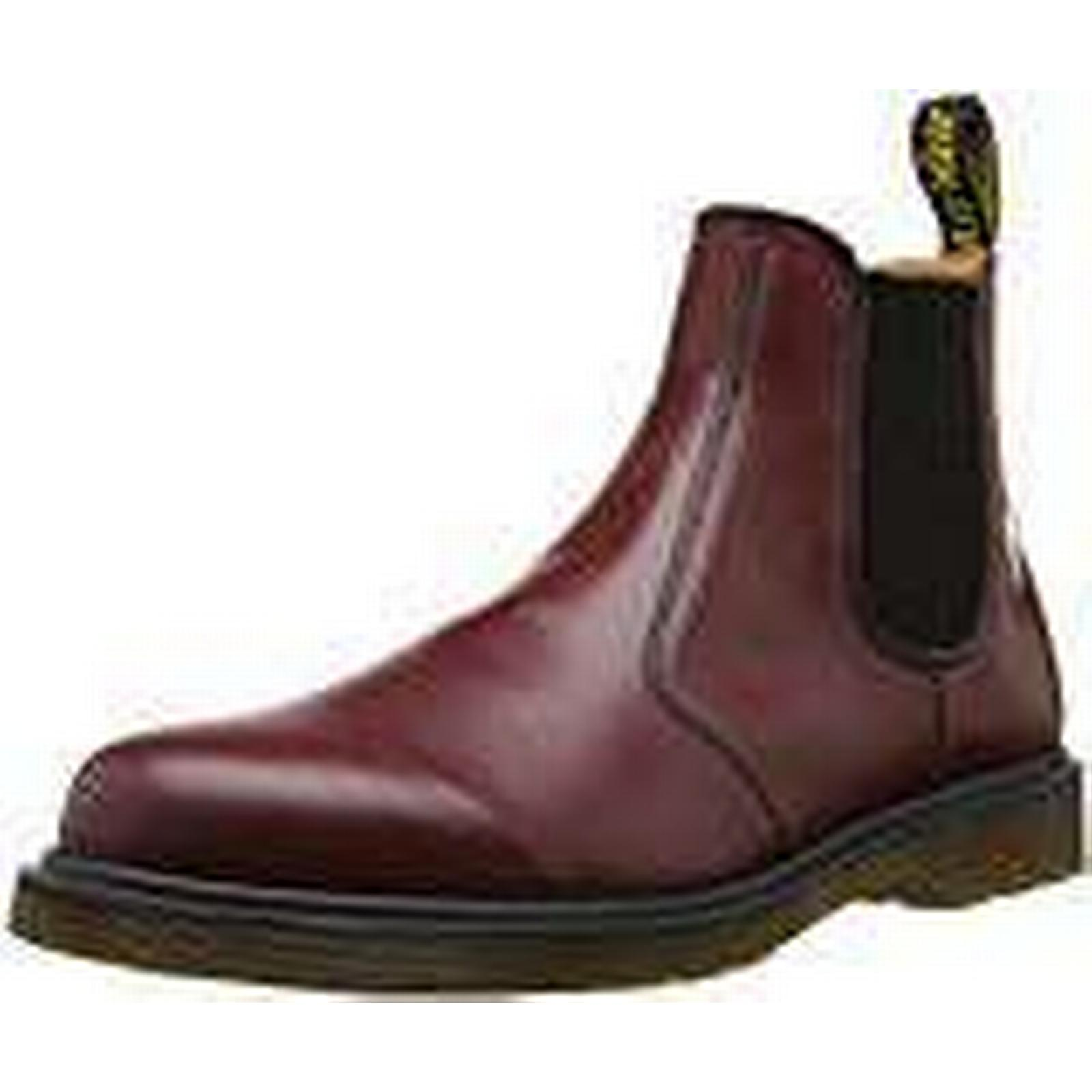 Dr. Boots, Martens Dr. Marten's 2976 Original, Men's Boots, Dr. Cherry Red, 4 UK d08957