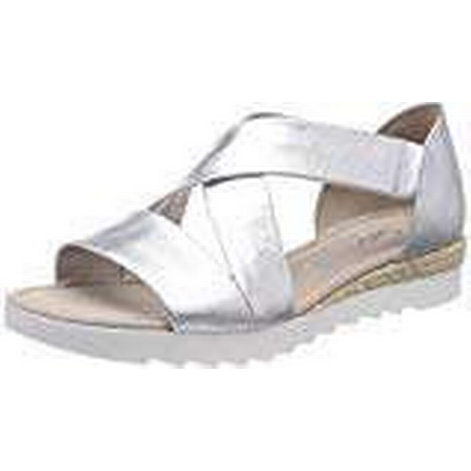 Gabor (Jute), Women's Comfort Sport Ankle Strap Sandals, Mehrfarbig (Silber (Jute), Gabor 4.5 UK 4.5 UK 7ed4ad