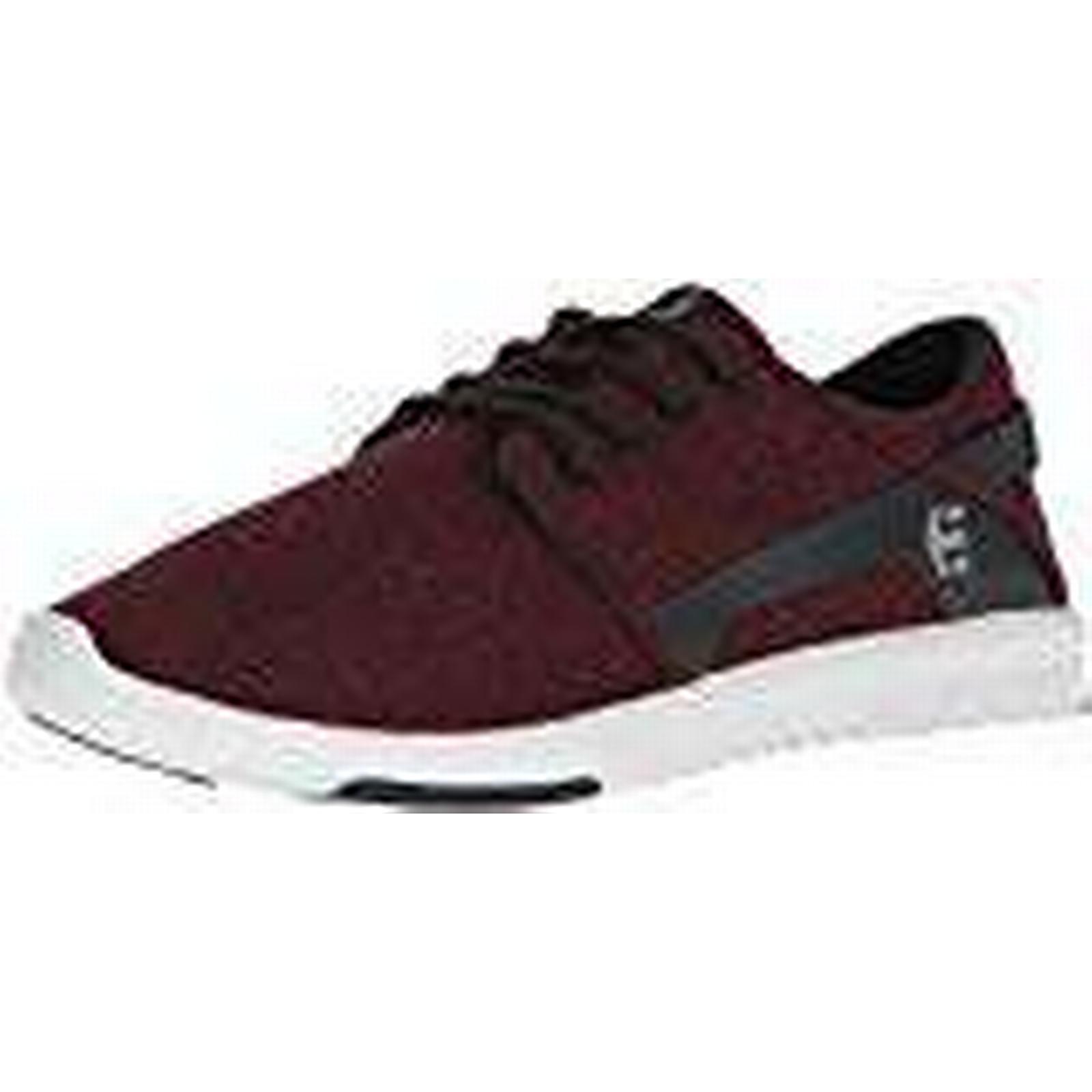 Etnies Scout Men Skate (45 Shoe, Multicolor (Black/Red/Black), 10 UK (45 Skate EU) 56c8f8
