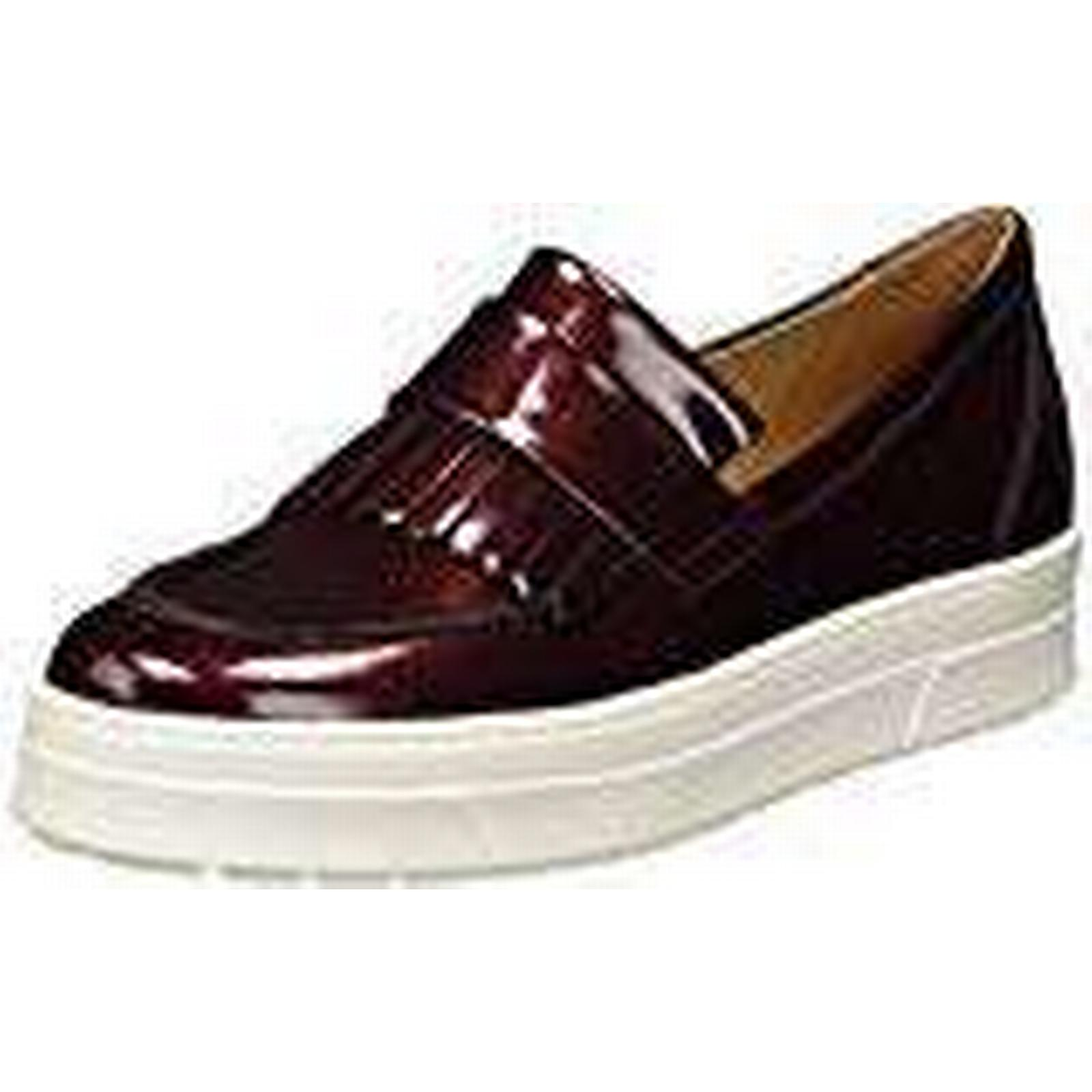 CAPRICE Loafers, Footwear Women's 24750 Loafers, CAPRICE Red (3), 5.5 UK aef851