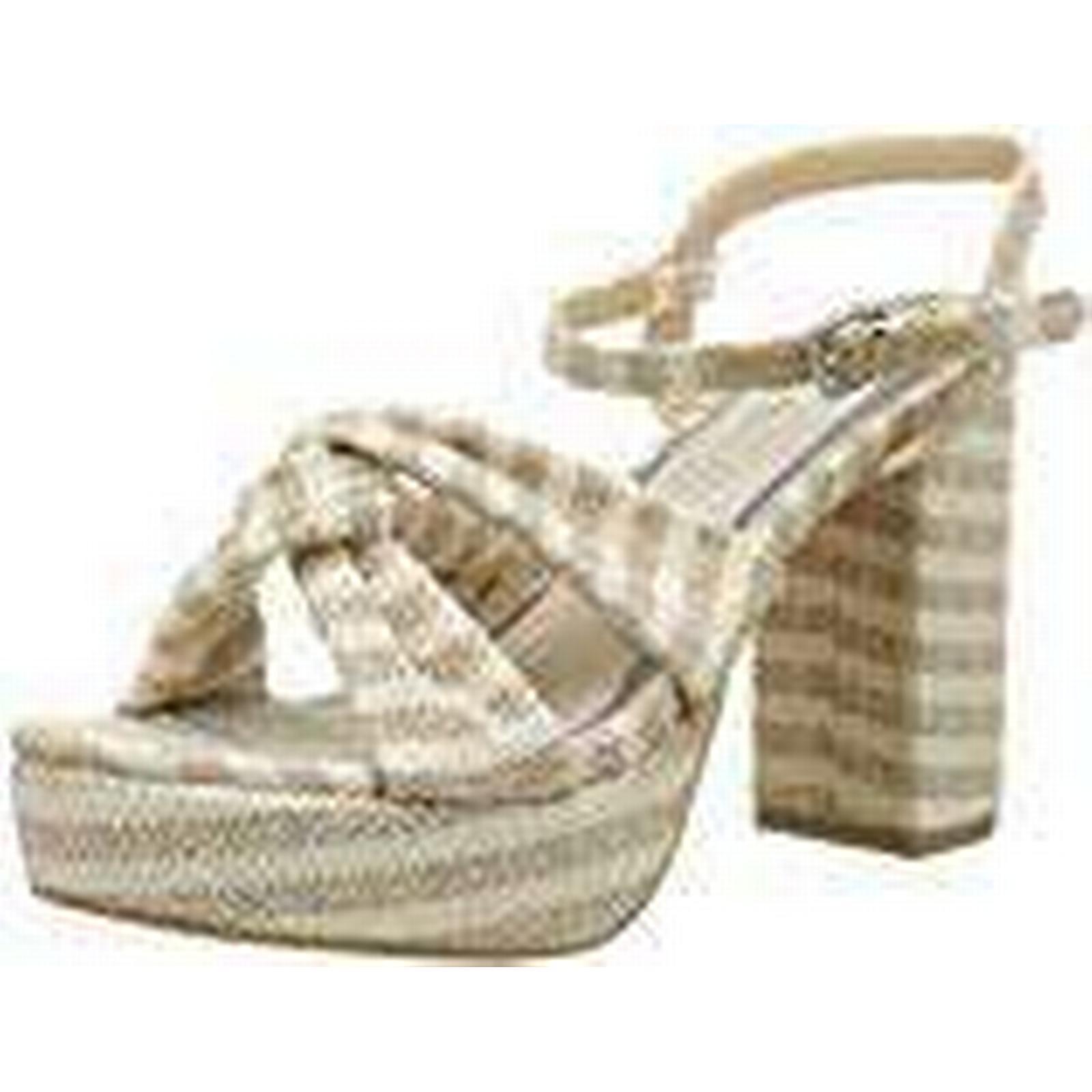CASSIS COTE D'AZUR Women's 5 Louxia Ankle Strap Sandals, Beige, 5 Women's UK 99b46a