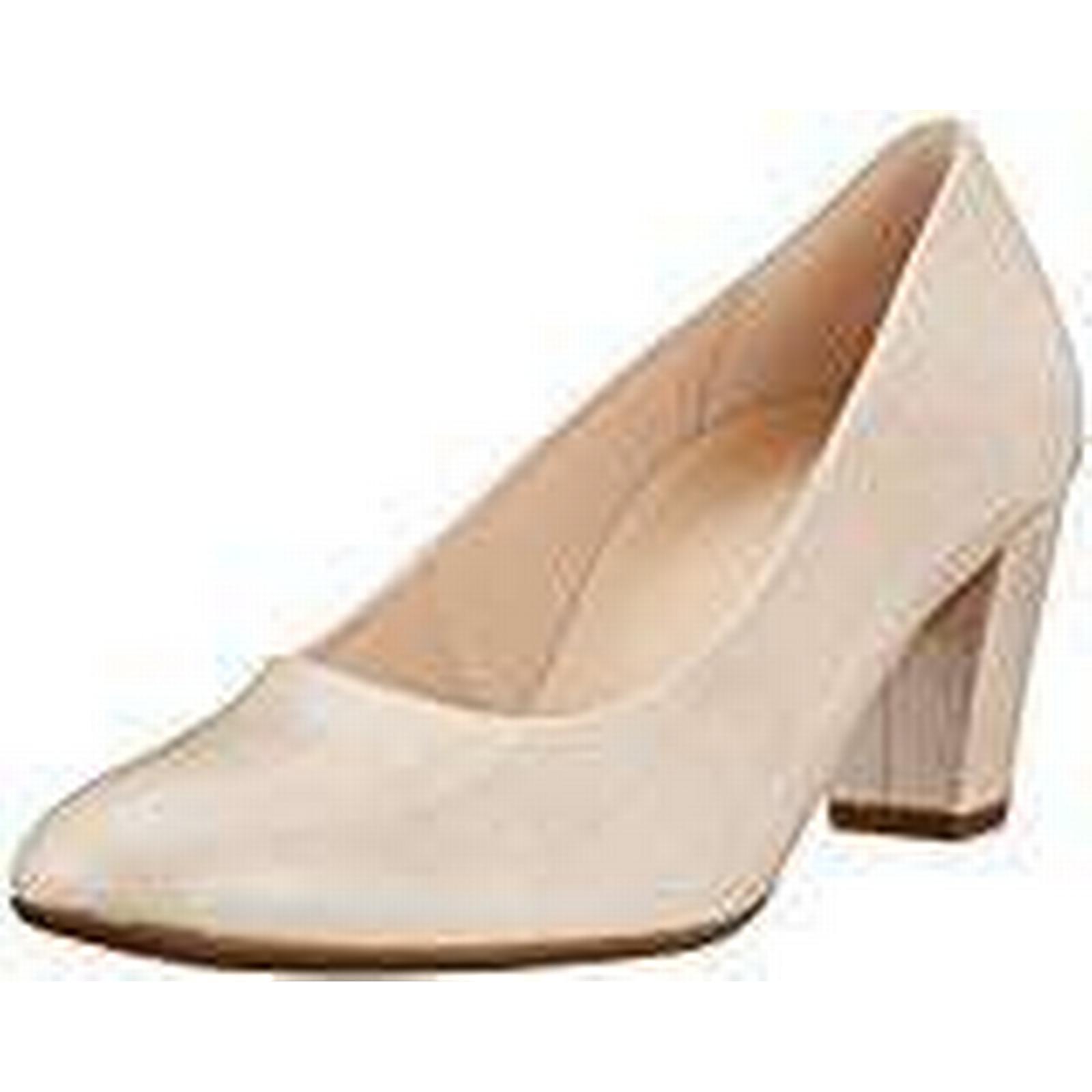 Gabor Toe Women's Comfort Fashion Closed Toe Gabor Heels, Beige Sand 82, 7.5 UK 7.5 UK 7a28c1