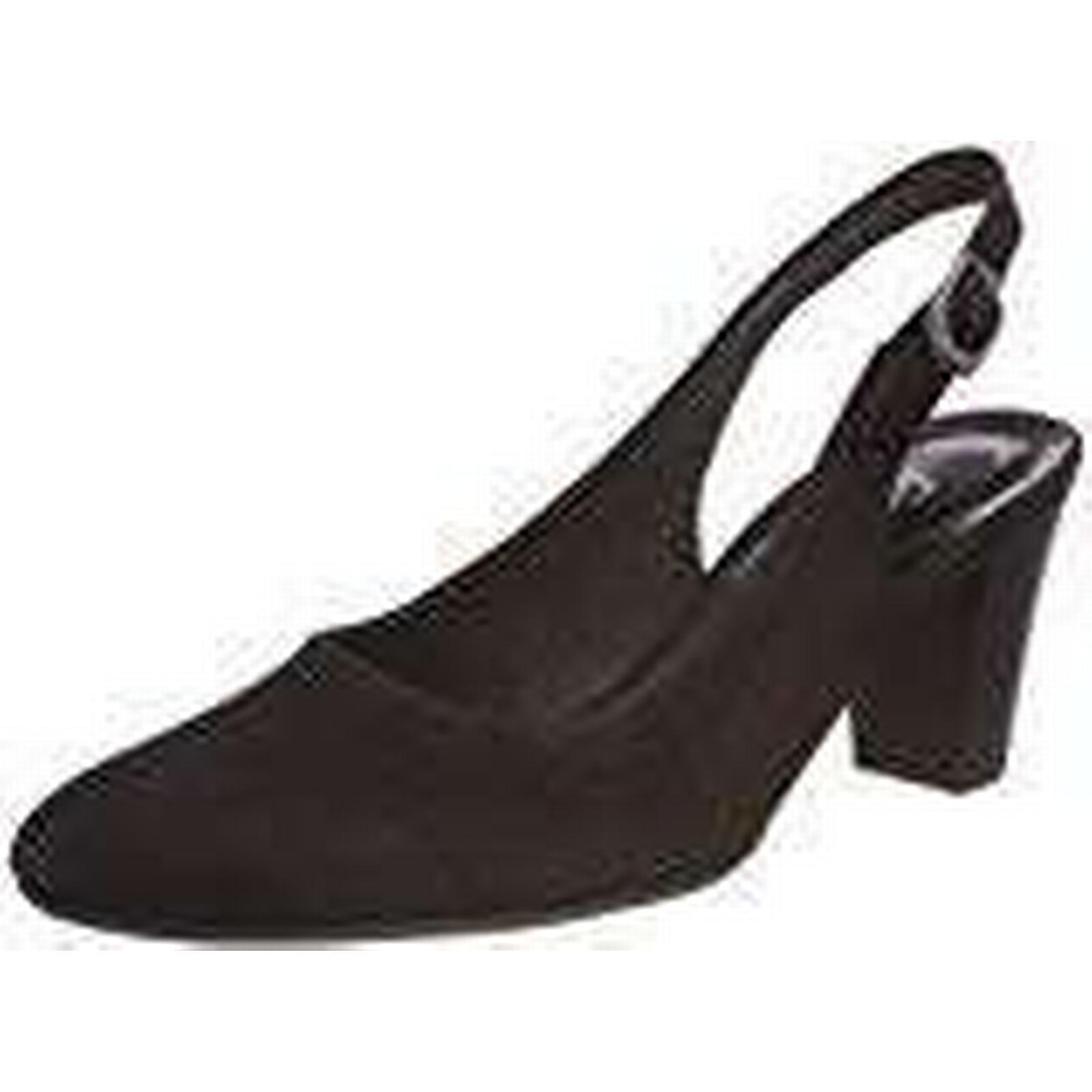 Gabor 47, Women's Comfort Fashion Closed Toe Heels, Black Schwarz 47, Gabor 7 UK 7 UK b9d5a2