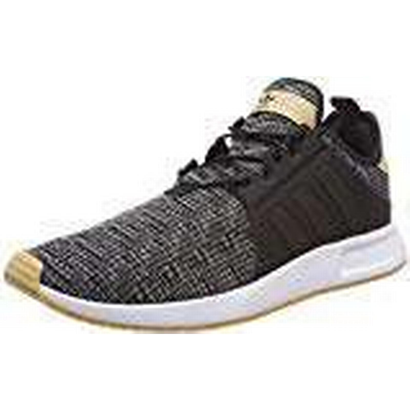 Adidas Black/Gum Originals Men's X_PLR Low-Top Sneakers, Black (Core Black/Core Black/Gum Adidas 3 001), 8.5 UK 234095