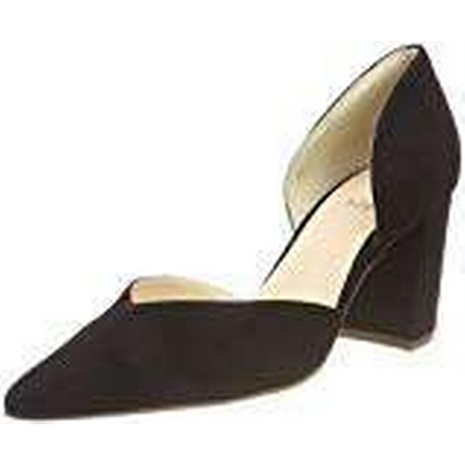 HÖGL Women's 5-10 7512 Closed 0100), Toe Heels, Black (Schwarz 0100), Closed 5 UK 5 UK c43e4b