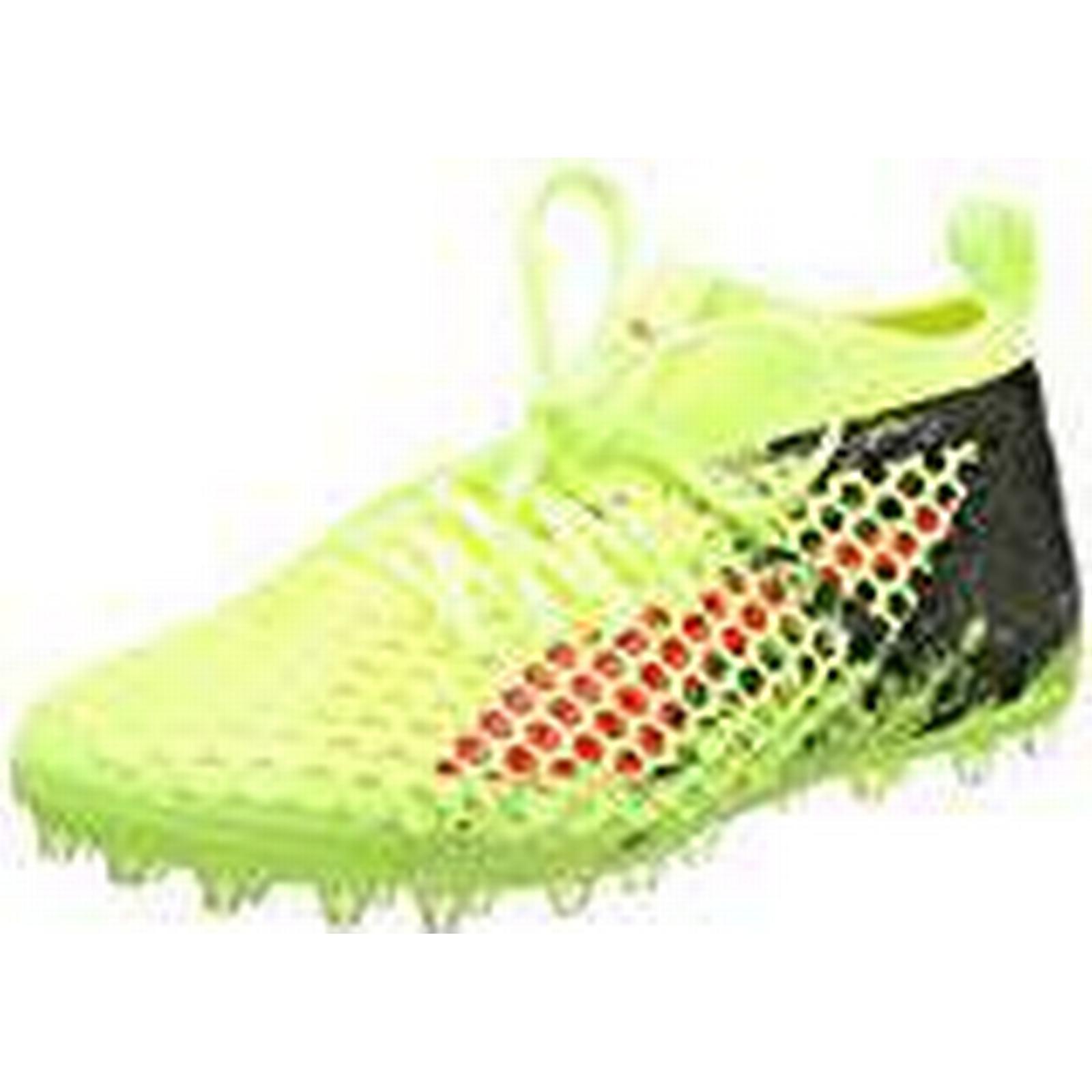 Puma Men's Future 18.2 Netfit MG Football Boots, Fizzy Yellow-Red 9 Blast Black, 9 UK 9 Yellow-Red UK 9c01b6