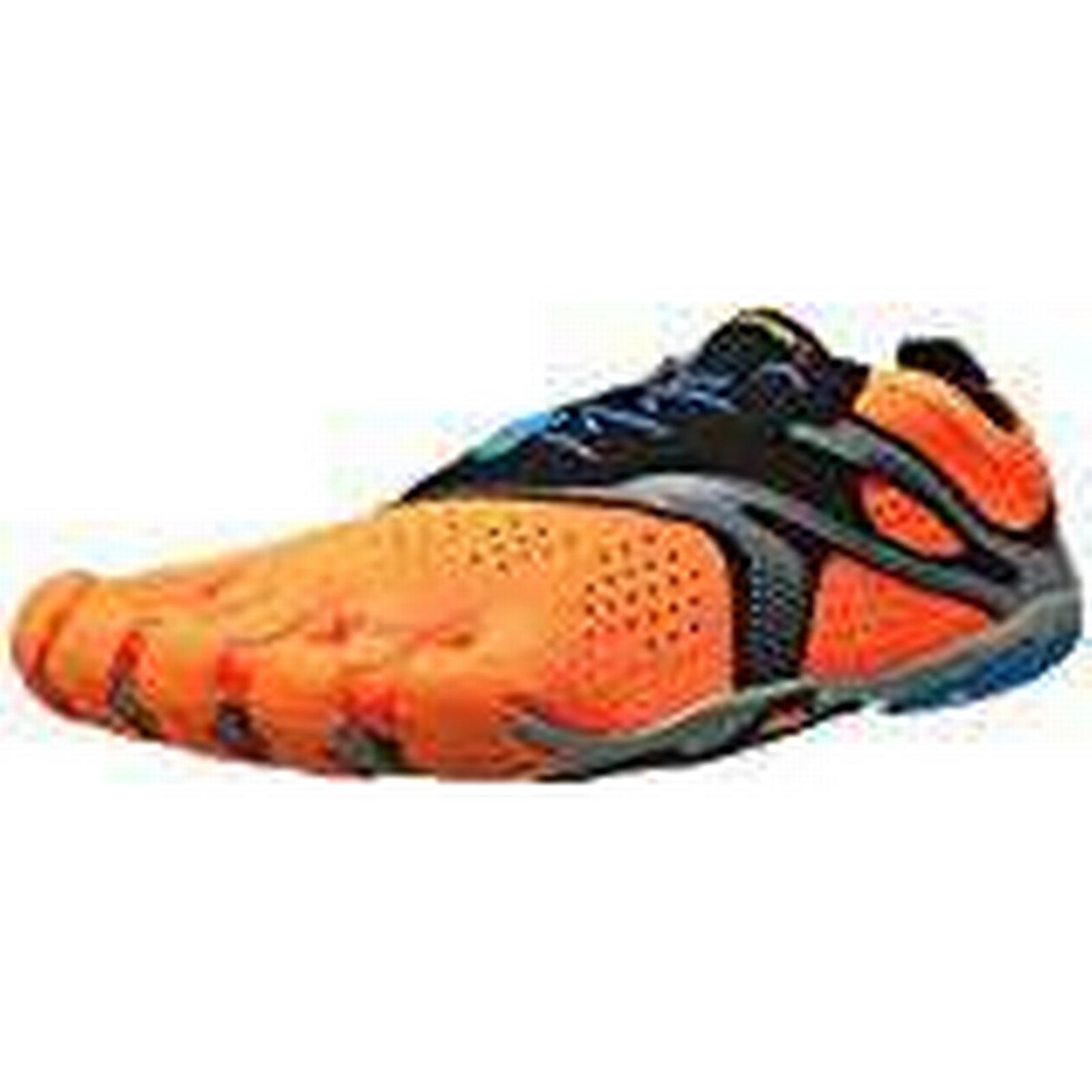 Vibram FiveFingers Men's V Competition Running EU) Shoes, Purple (Orange),9.5-10 UK(44 EU) Running 0c1c5c