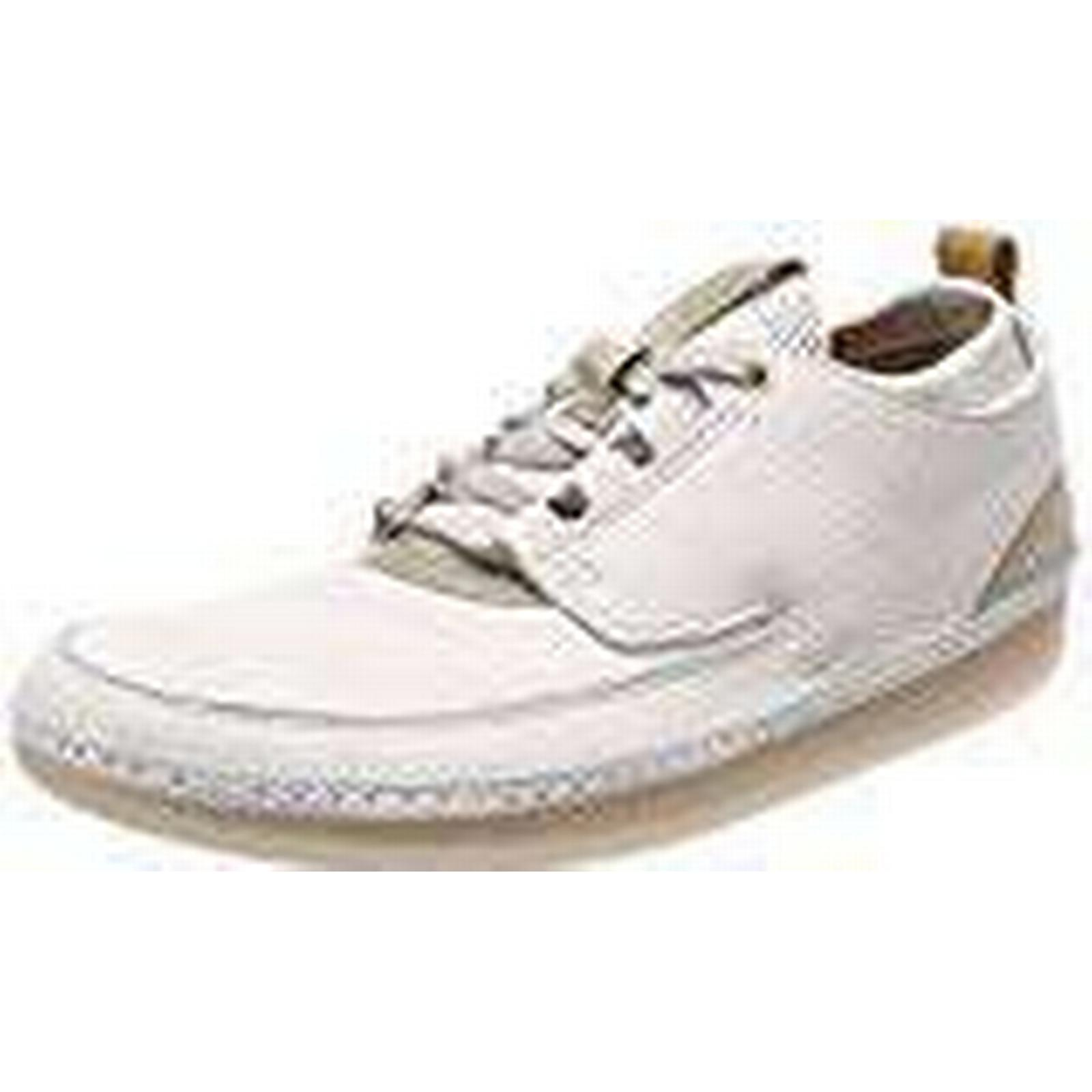 Clarks Men's Nature IV 9 Trainers, (White Combi-), 9 UK 9 IV UK 9cce9a
