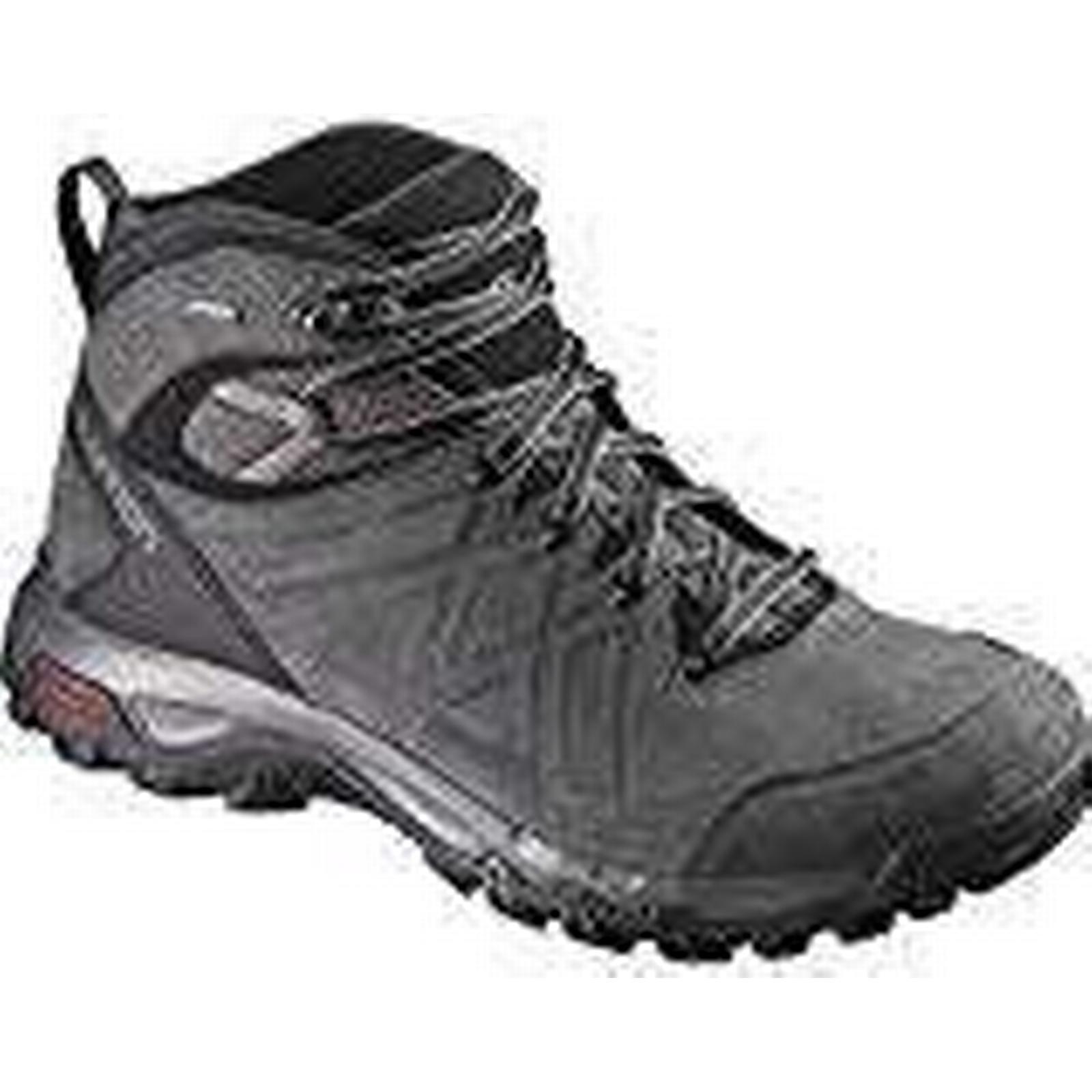 Salomon Men's Evasion 2 Mid Ltr Gtx Hiking and Multifunction 10 Shoe, Grey (Magnet/Phantom/Quiet Shade), 10 Multifunction UK (44 2/3 EU) 4e8d50