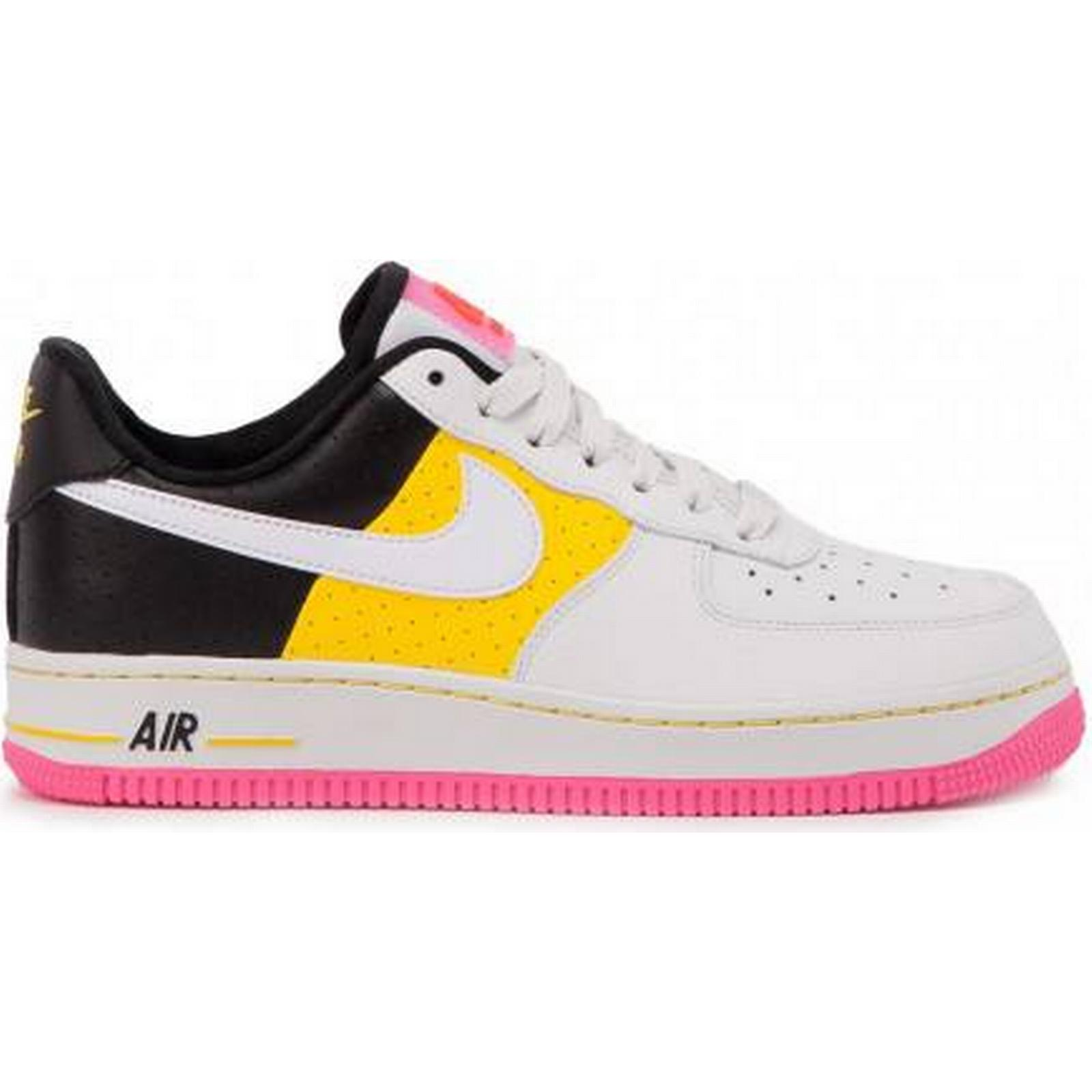 Nike WMNS Air Force 1 (White) Low '07 SE Moto (White) 1 412d59