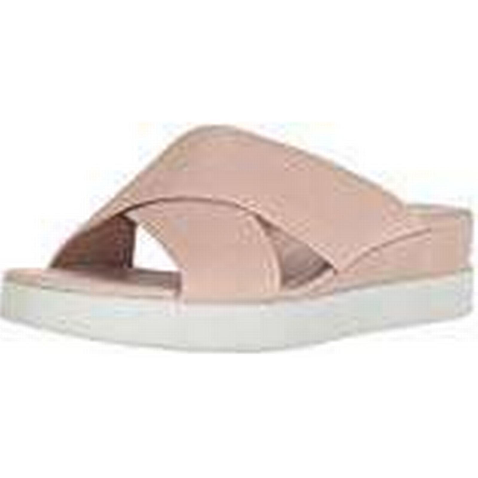 ECCO Women's Touch Open Dust Toe Sandals, Pink (Rose Dust Open 1118), 6 UK 6 UK c947d0
