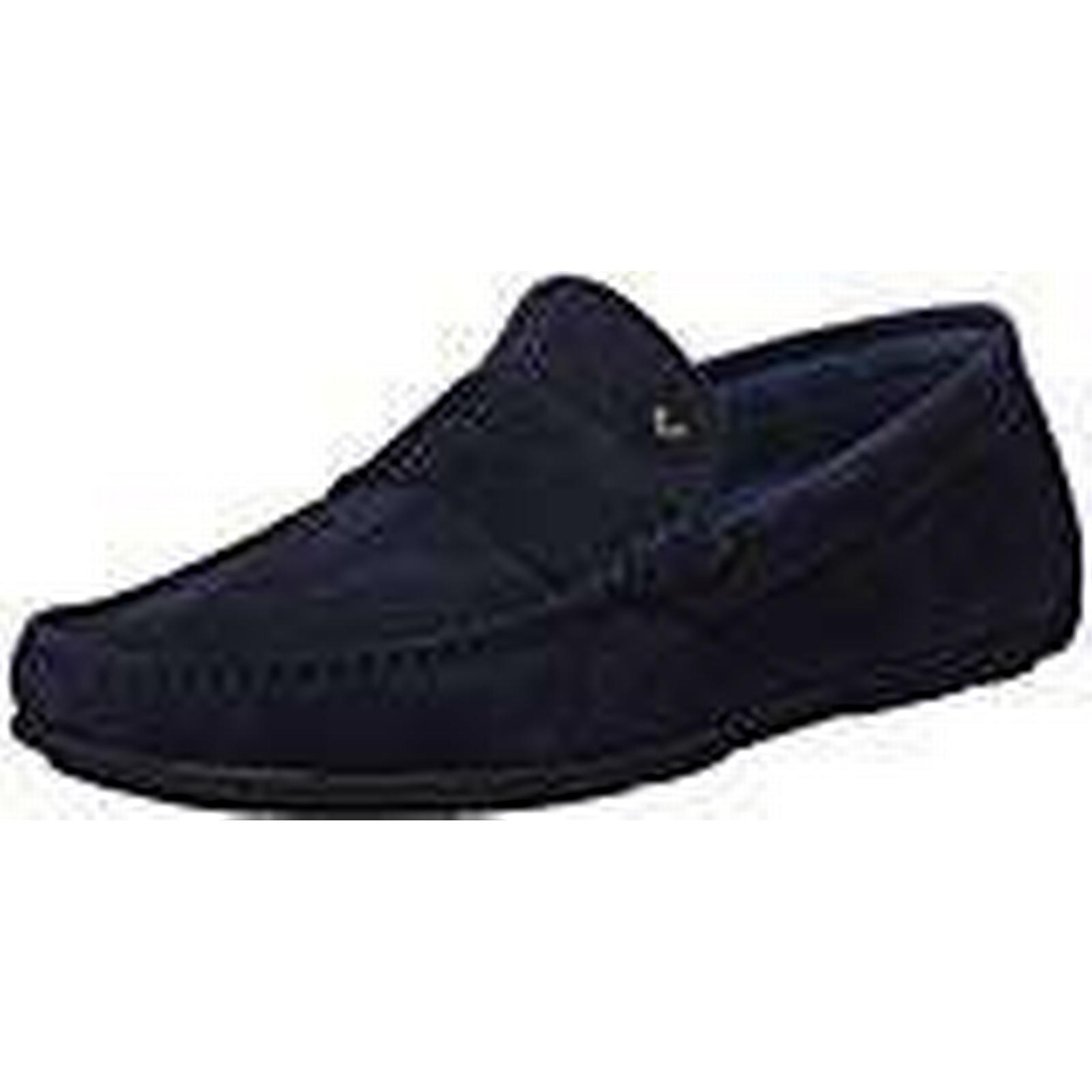 Martinelli Men's Ocean 412-2114XYP Moccasins, 8 Blue Marino, 8 UK 8 Moccasins, UK 557d54
