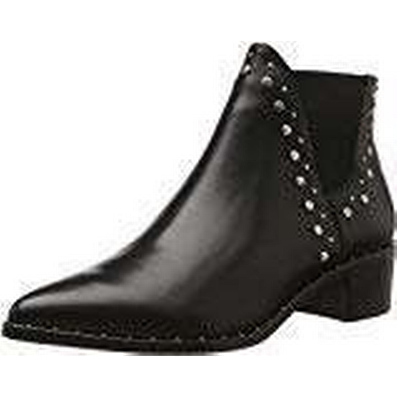 Steve Madden Women''s Doruss Bootie UK Chelsea Boots, Black, 3.5 UK Bootie df5655