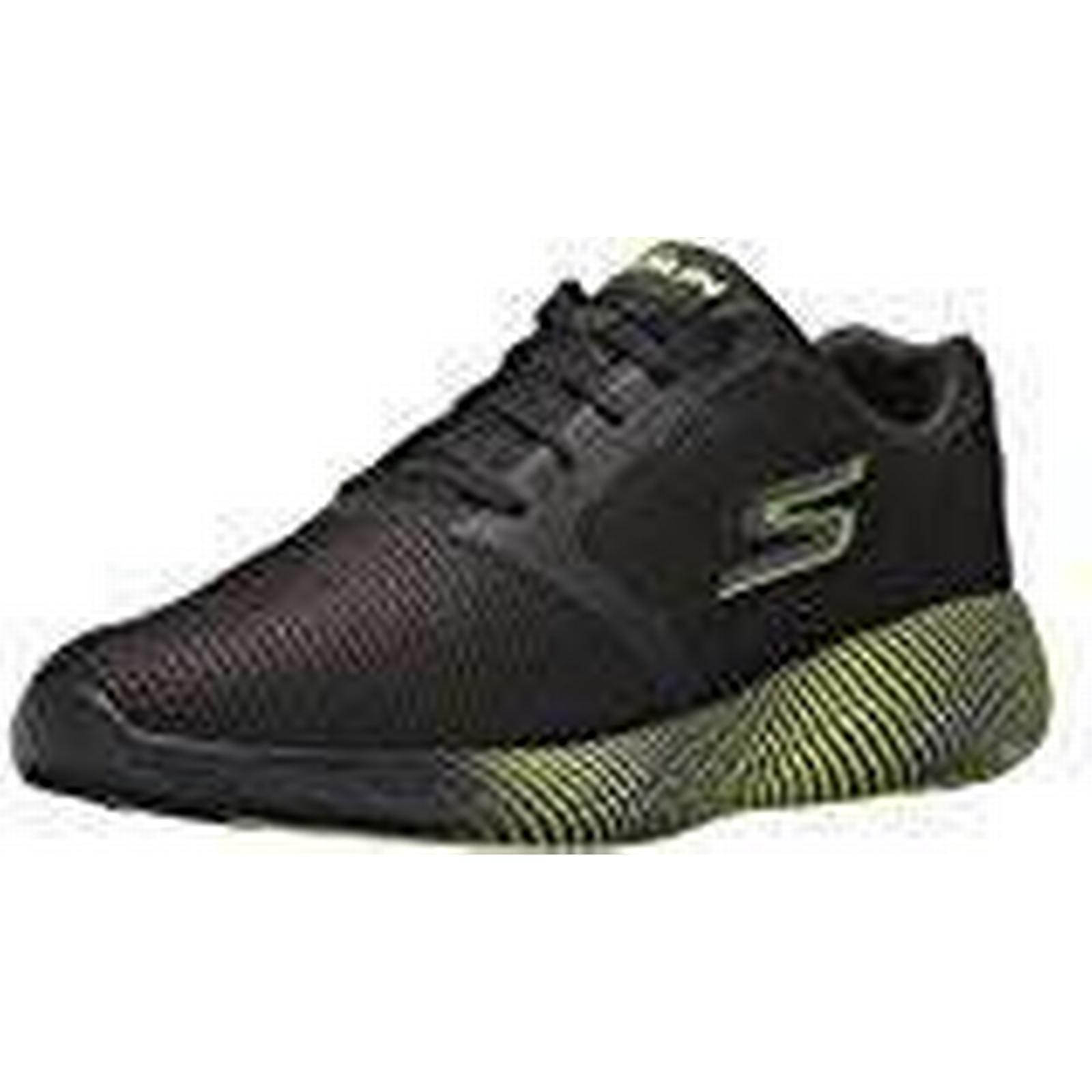 Skechers Men Go Run 600 - Spectra Fitness UK Shoes Black (Black/Lime) 11 UK Fitness 45.5 EU e2fc2a