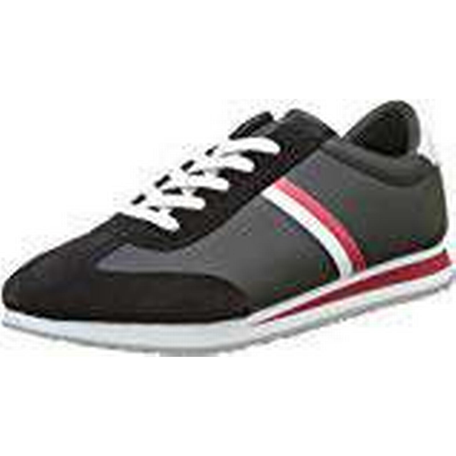 Tommy Hilfiger Men's Core Corporate 403), Sneaker Low-Top, Blue (Midnight 403), Corporate 8 UK 8 UK b17835