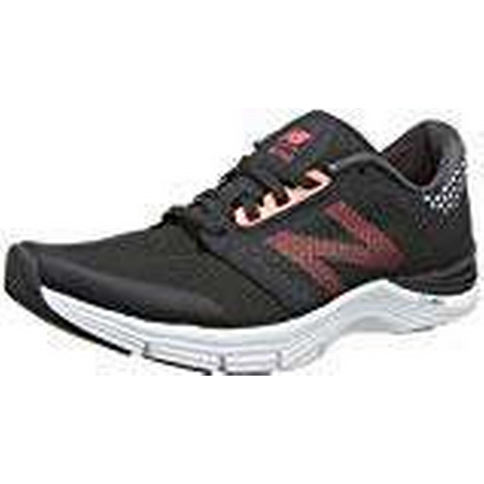 New Balance Women's 715v3 Fitness 36.5 Shoes, (Black/Pink), 4 UK 36.5 Fitness EU 64bb58
