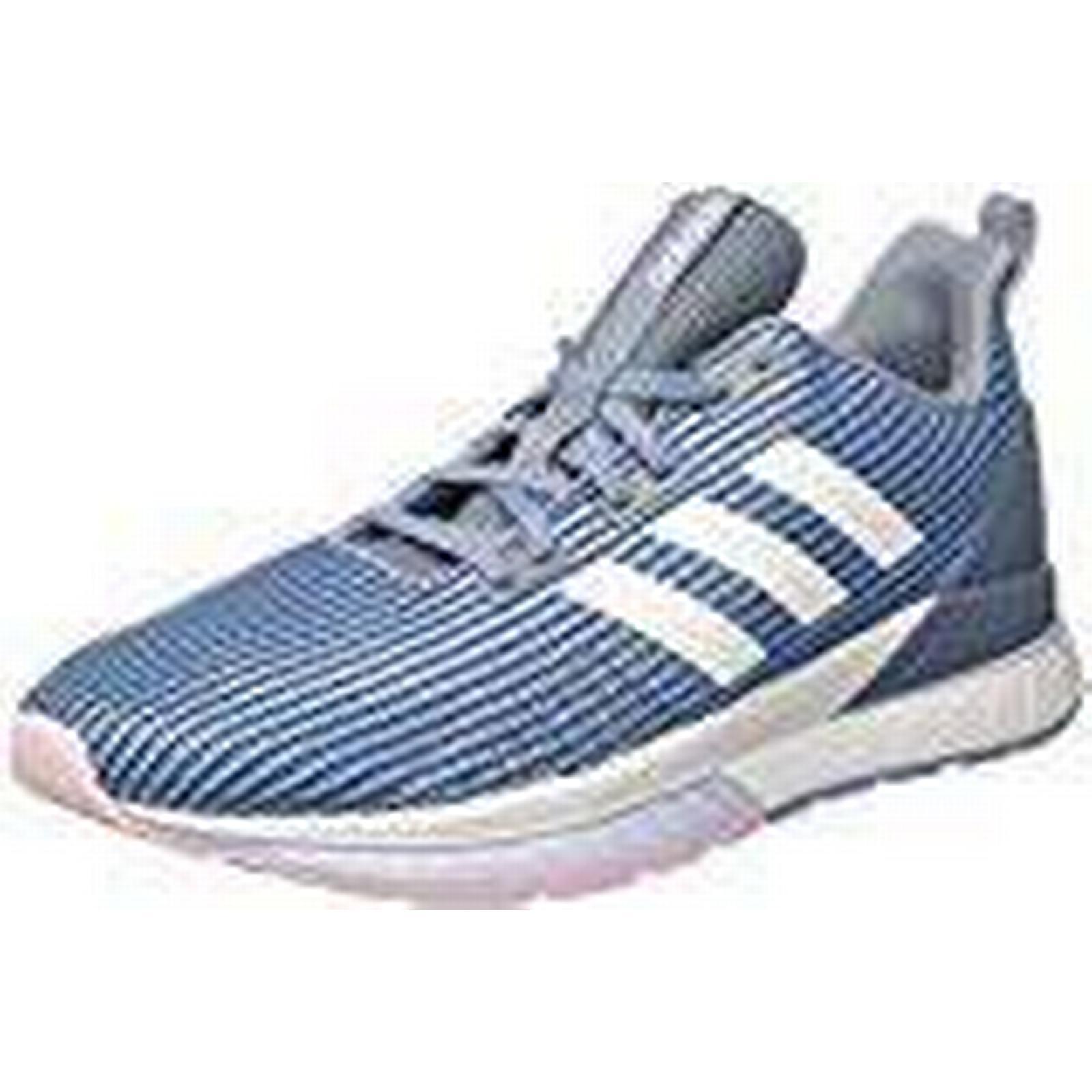 Adidas Women's Questar TND Running Shoes, (Raw UK Grey/Footwear White/Aero Blue), 7.5 UK (Raw 41 1/3 EU d718c4