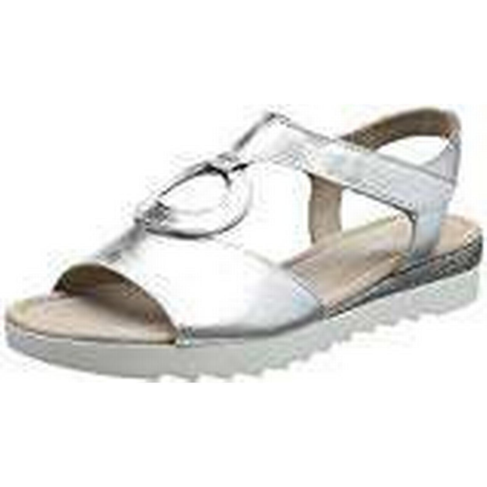 Gabor Shoes Women''s Comfort Sport (Silber Open Toe Sandals, Multicolor (Silber Sport Glamour), 3.5 UK 3.5 UK 52ee66