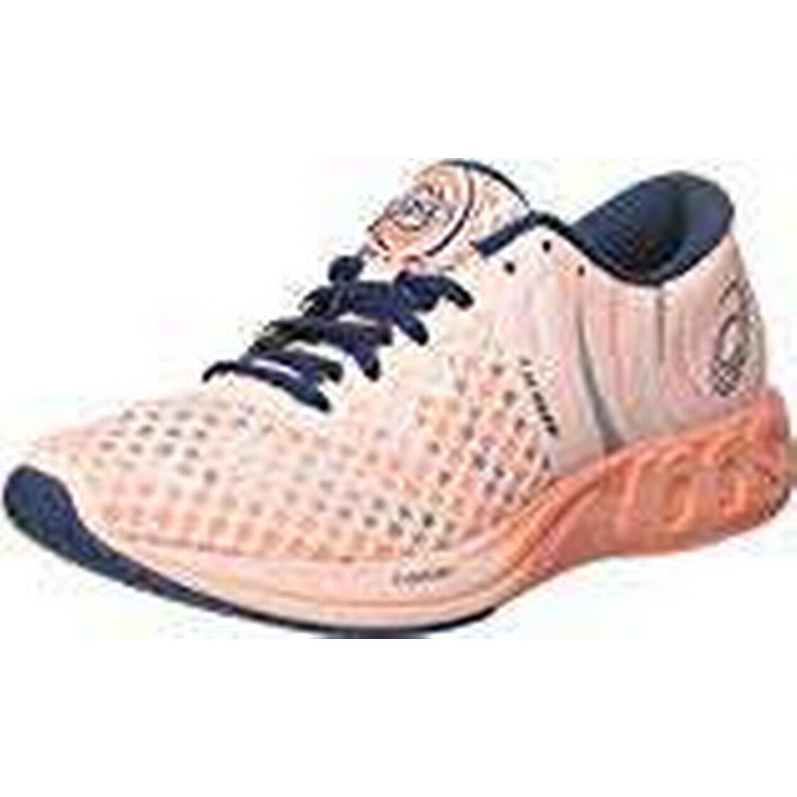 Asics Women''s Noosa Ff 2 Training Pink Shoes, (Seashell Dark Blue/Begonia Pink Training 1749), 37.5 EU (4.5 UK) f0c668