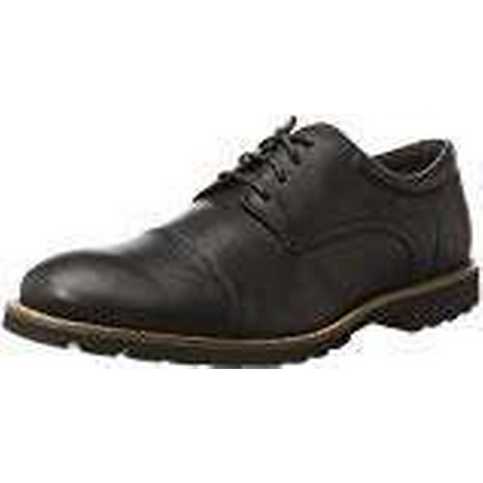 Rockport Men's Modern Break 46 Captoe Oxford (Black), 11 UK 46 Break EU 019183