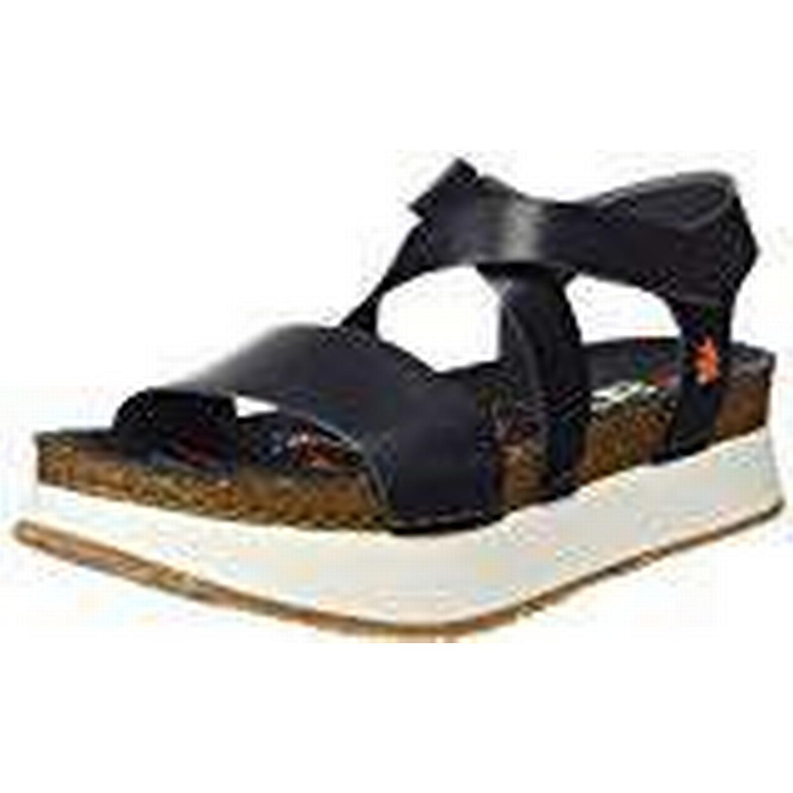 Art 0587 Mojave Mykonos, Black, Women's Open Toe Sandals, Black, Mykonos, 3 UK (36 EU) 3d561f