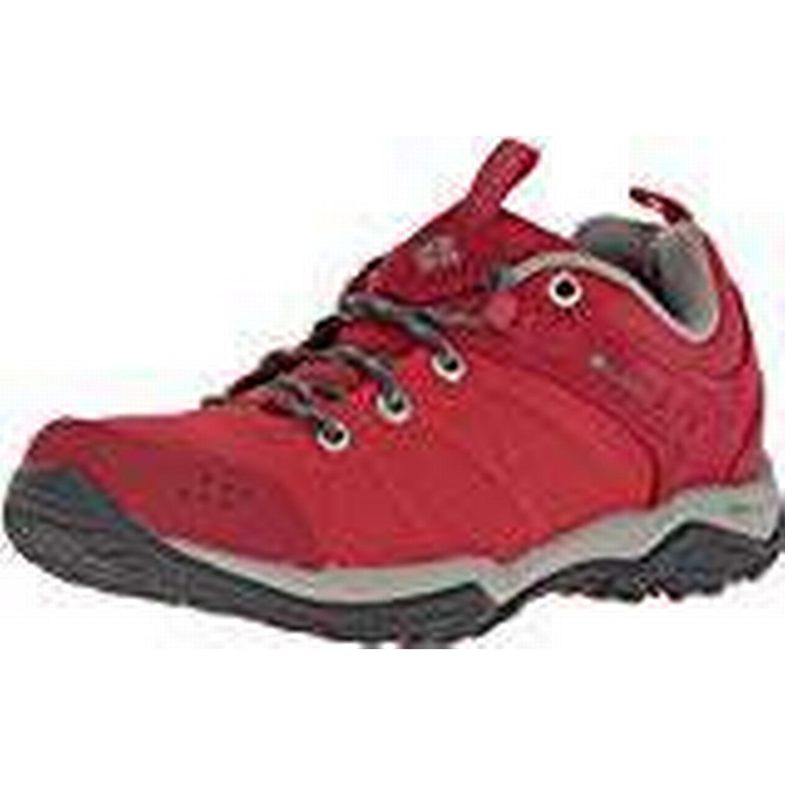 Columbia Women's Rise Fire Venture Textile Low Rise Women's Hiking Shoes, Red (Mountain Red/ Kettle), Size 6 7f0f34