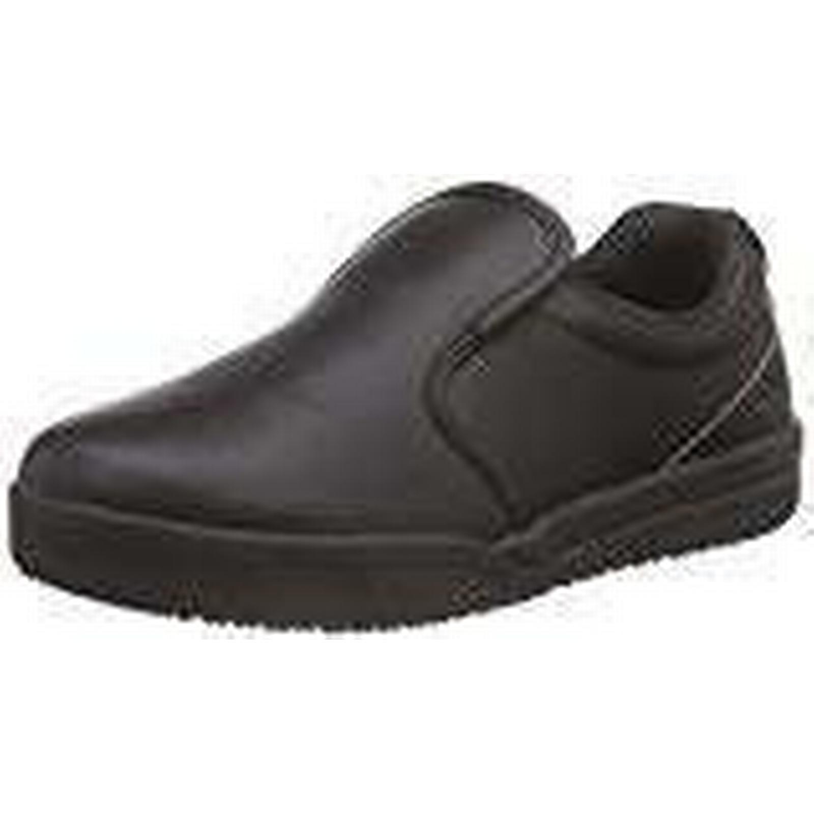 Sanita San-Chef Black Slipper-S2, Unisex Adults' Loafers, Black San-Chef - Schwarz (Black 2), 11 UK (46 EU) c31e39