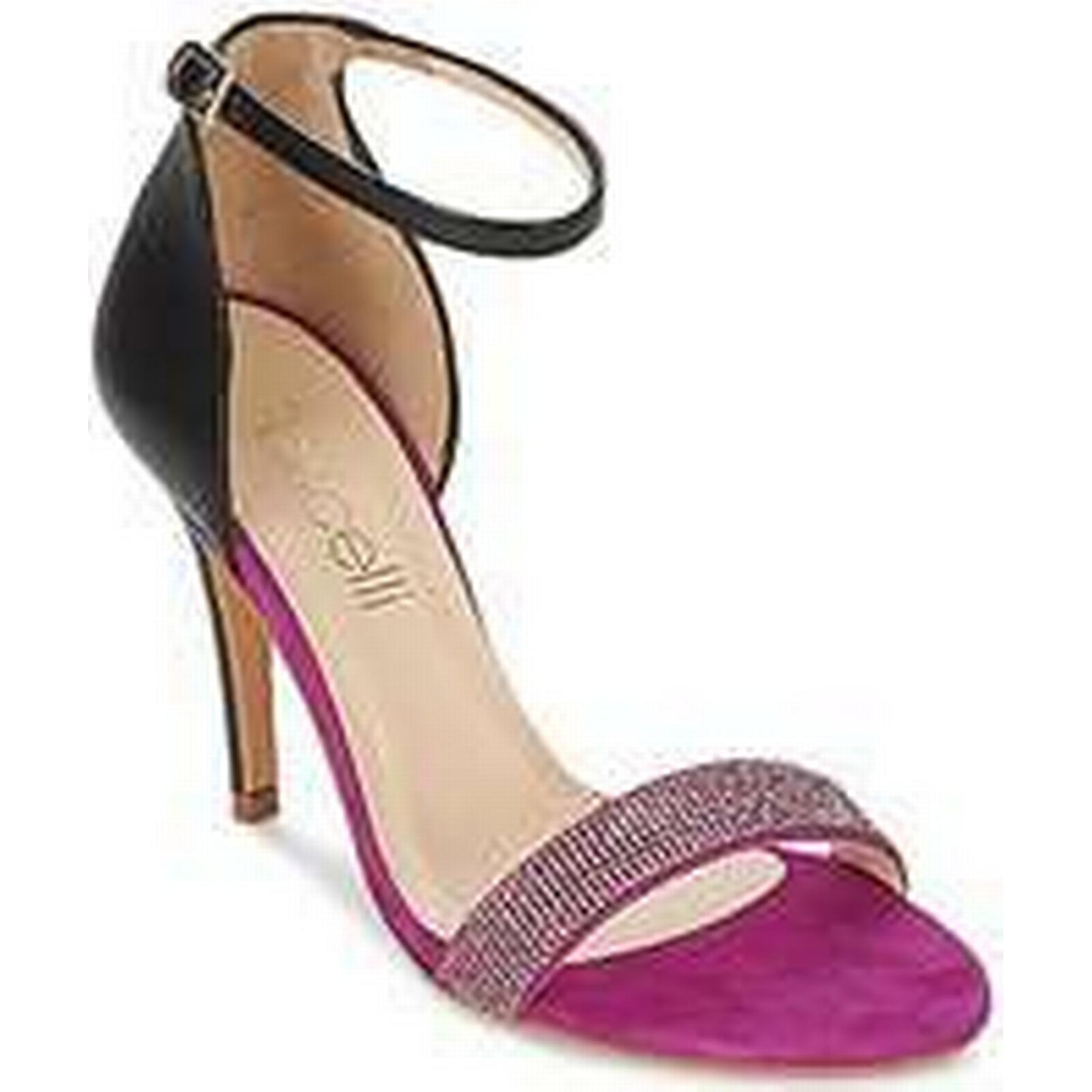spartoo.co.uk fericelli melfune femmes & #  27; s rose les sandales en rose s 635bbf