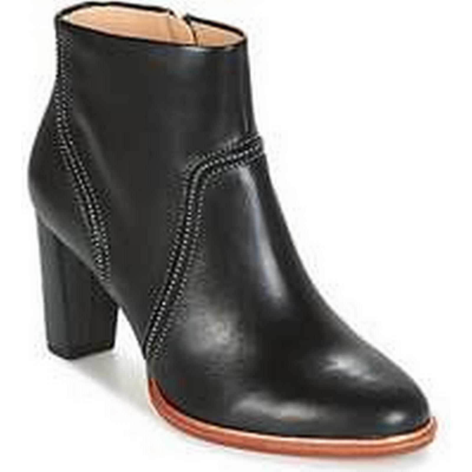 Spartoo.co.uk Low Clarks ELLIS BETTY women's Low Spartoo.co.uk Ankle Boots in Black 13f8ff